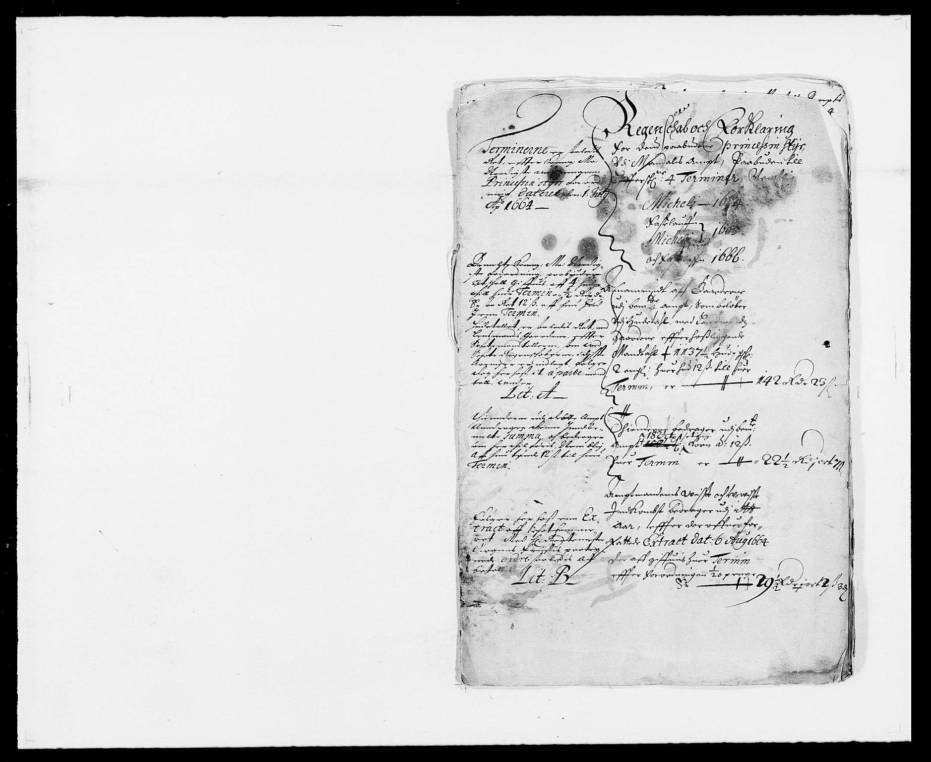 RA, Rentekammeret inntil 1814, Reviderte regnskaper, Fogderegnskap, R42/L2538: Mandal fogderi, 1667-1670, s. 155