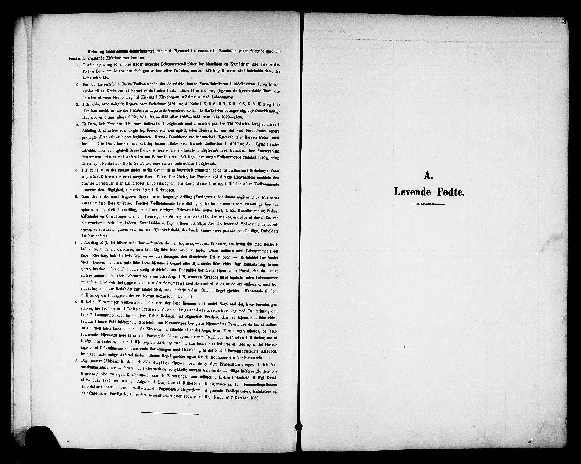 SAT, Ministerialprotokoller, klokkerbøker og fødselsregistre - Nord-Trøndelag, 742/L0412: Klokkerbok nr. 742C03, 1898-1910, s. 3