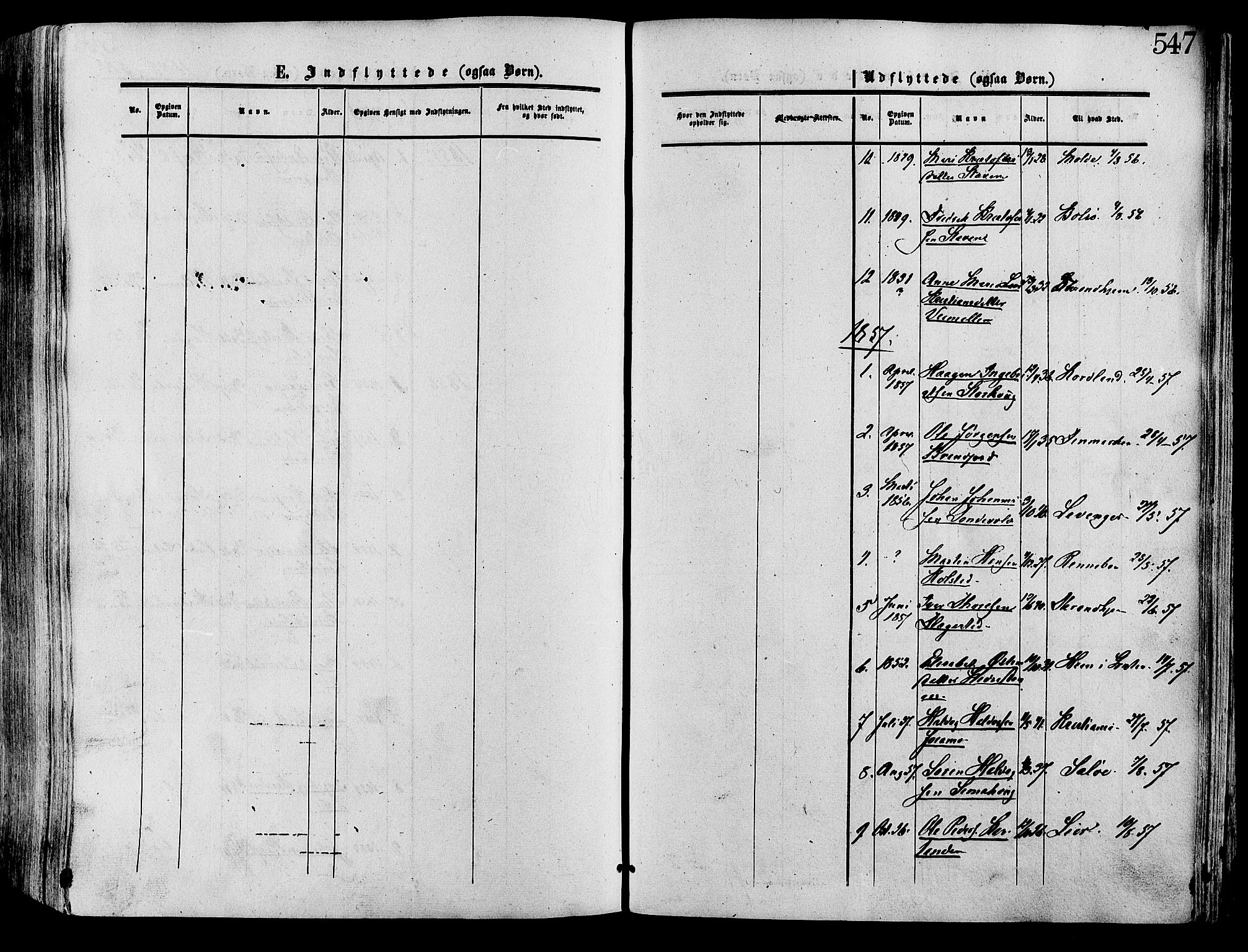 SAH, Lesja prestekontor, Ministerialbok nr. 8, 1854-1880, s. 547