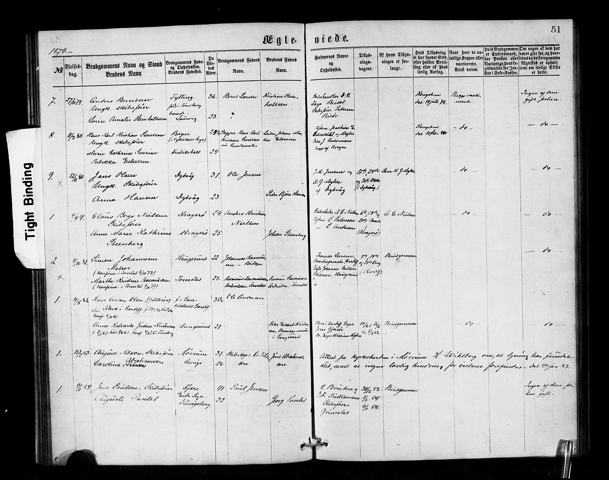 SAB, Den Norske Sjømannsmisjon i utlandet*, Ministerialbok nr. A 1, 1866-1887, s. 51