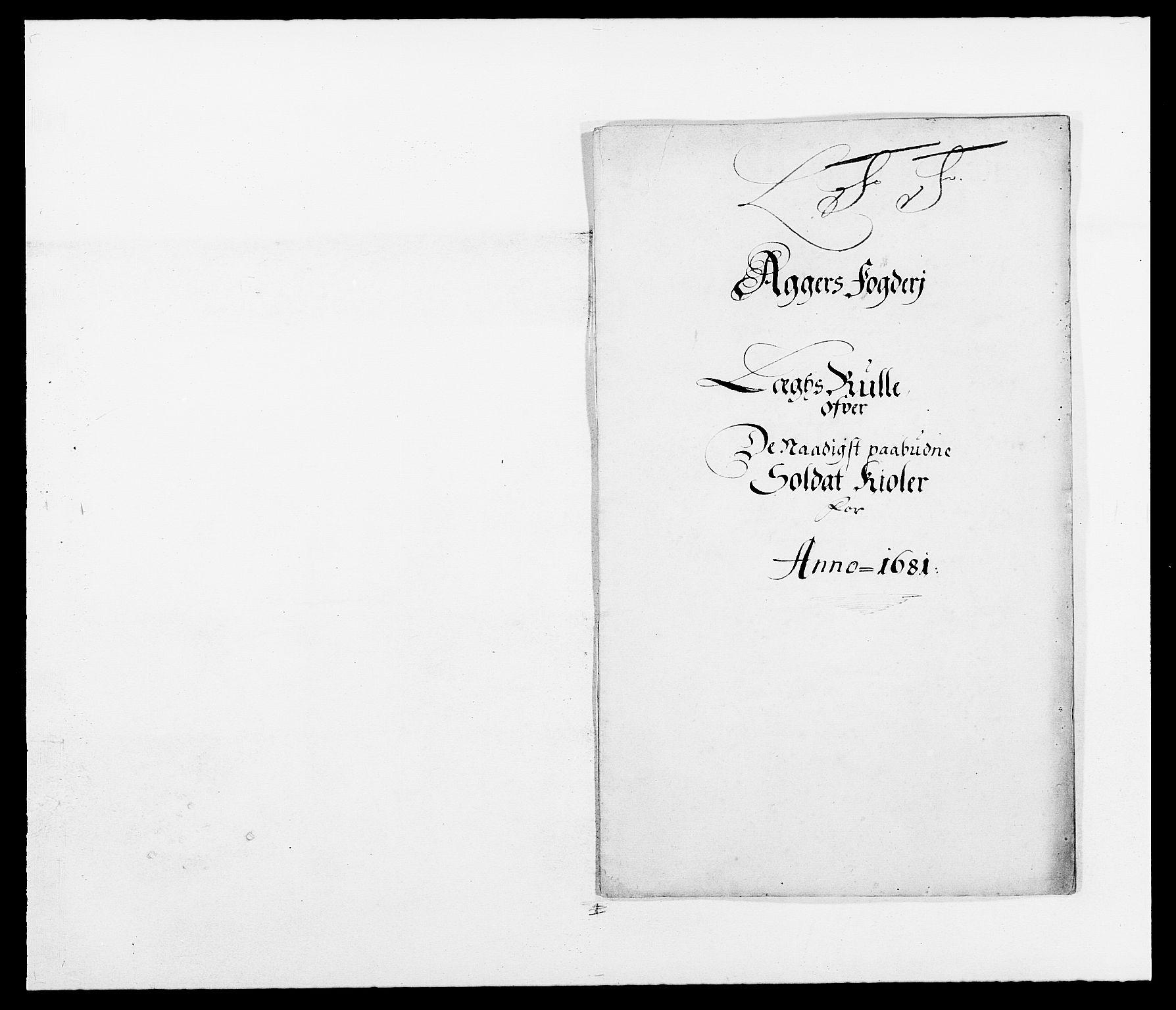 RA, Rentekammeret inntil 1814, Reviderte regnskaper, Fogderegnskap, R08/L0417: Fogderegnskap Aker, 1678-1681, s. 264