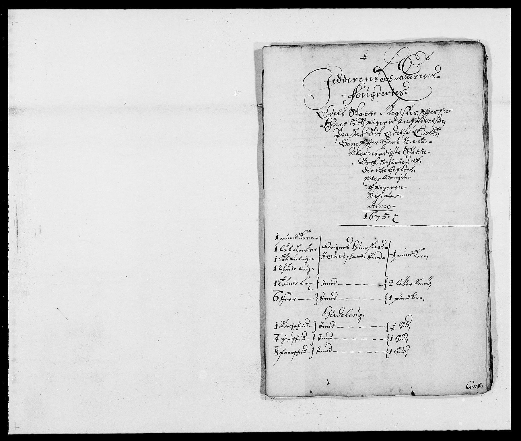 RA, Rentekammeret inntil 1814, Reviderte regnskaper, Fogderegnskap, R46/L2715: Fogderegnskap Jæren og Dalane, 1675, s. 181