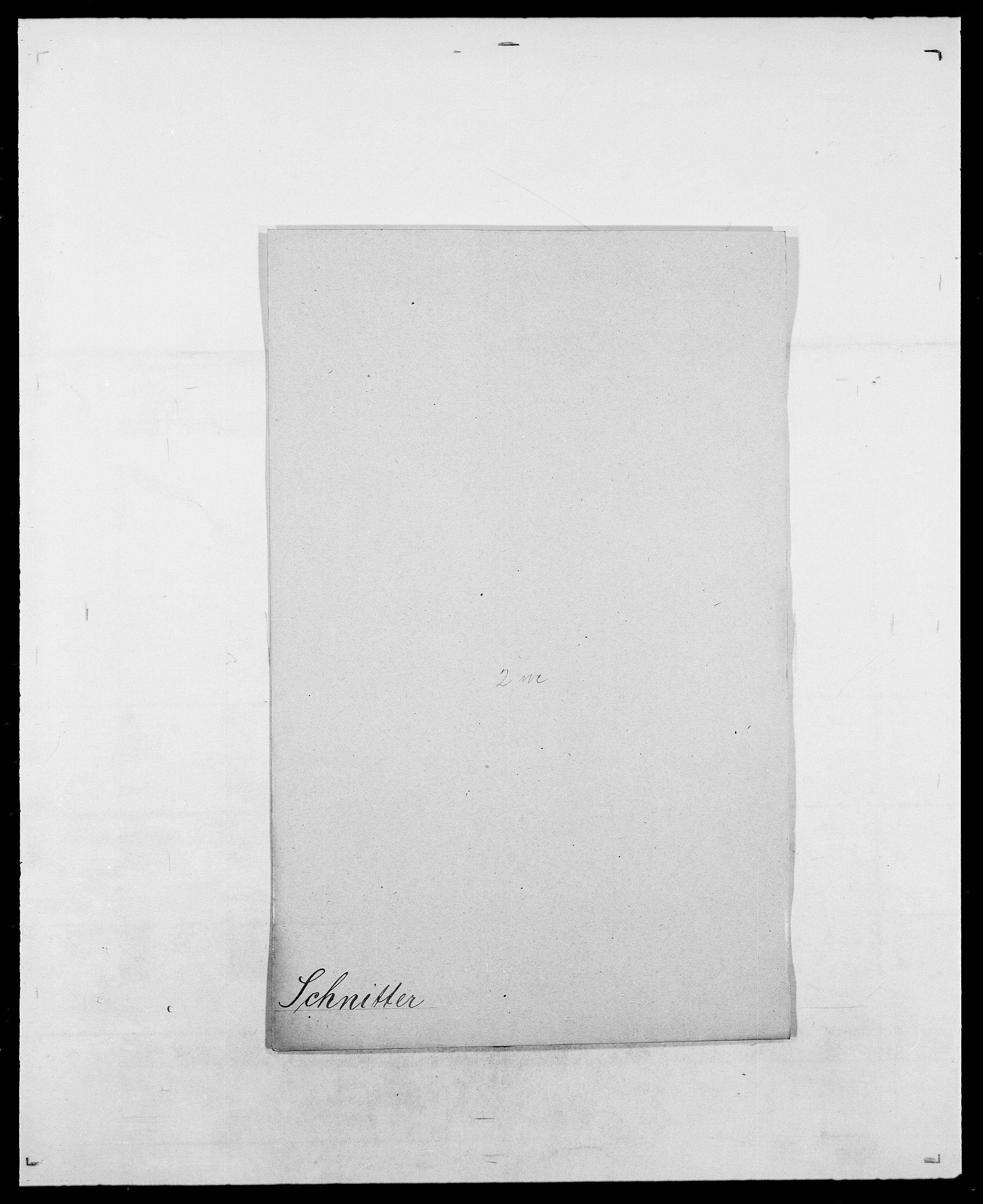 SAO, Delgobe, Charles Antoine - samling, D/Da/L0035: Schnabel - sjetman, s. 68