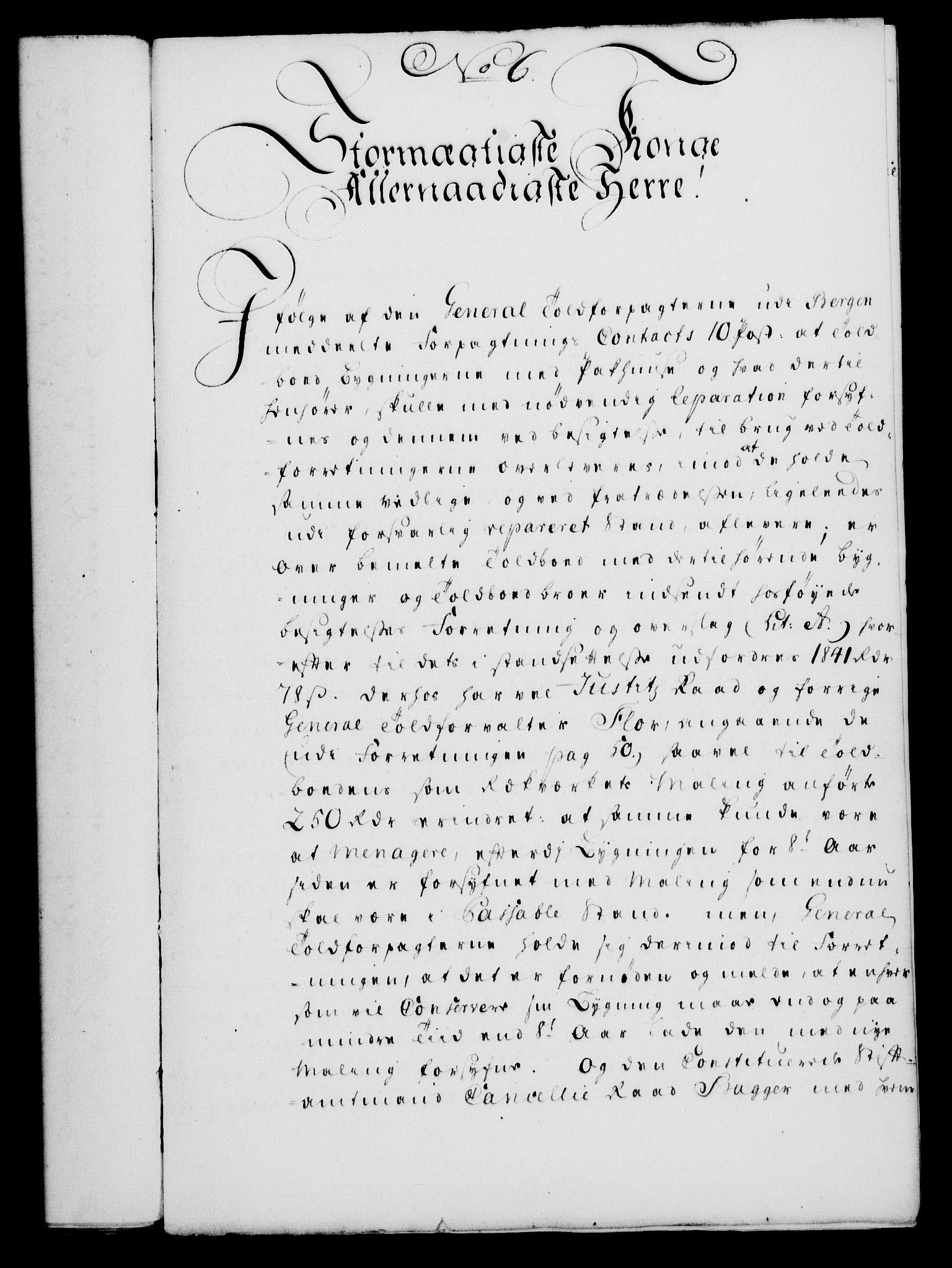 RA, Rentekammeret, Kammerkanselliet, G/Gf/Gfa/L0032: Norsk relasjons- og resolusjonsprotokoll (merket RK 52.32), 1750, s. 44