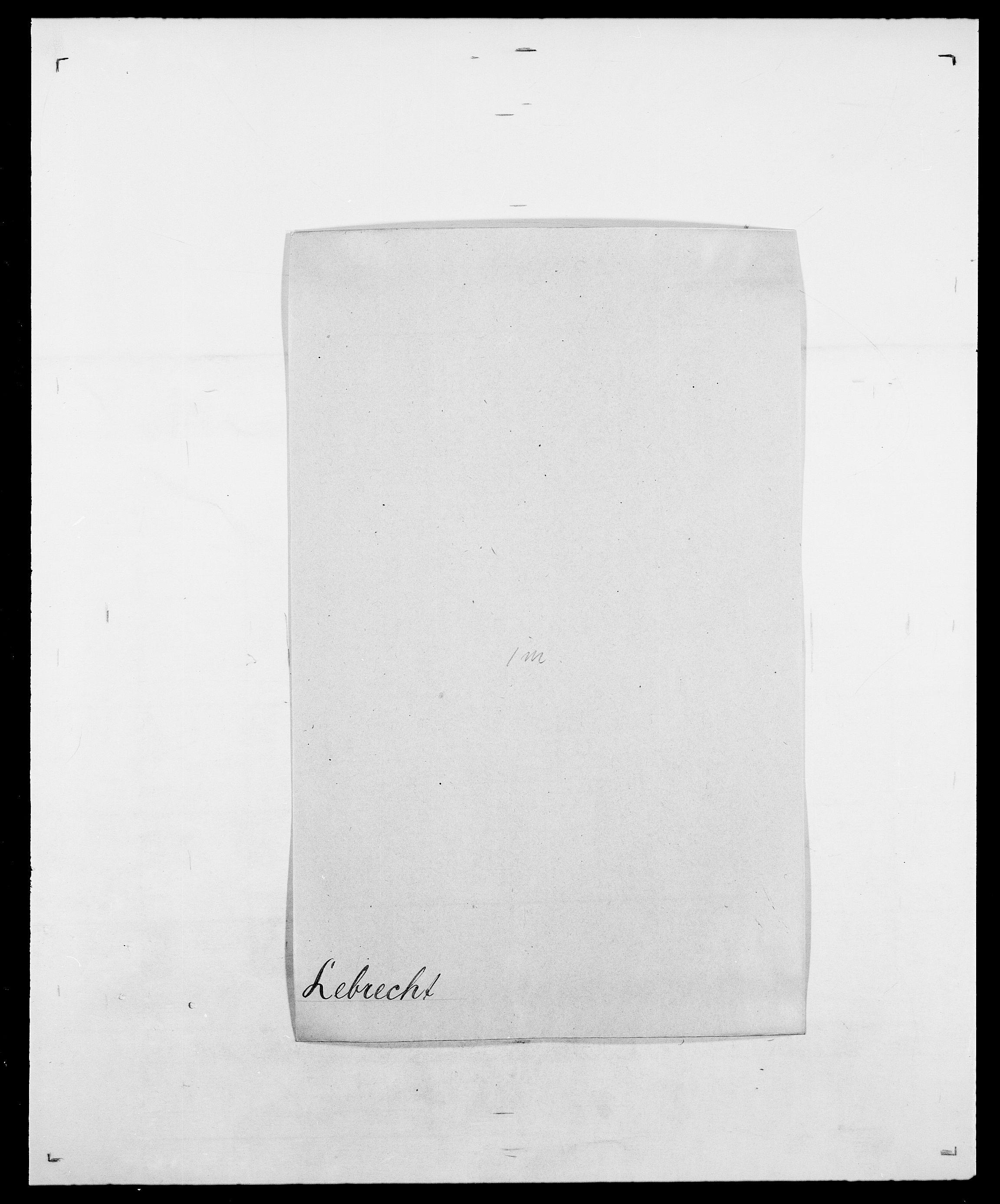 SAO, Delgobe, Charles Antoine - samling, D/Da/L0023: Lau - Lirvyn, s. 50