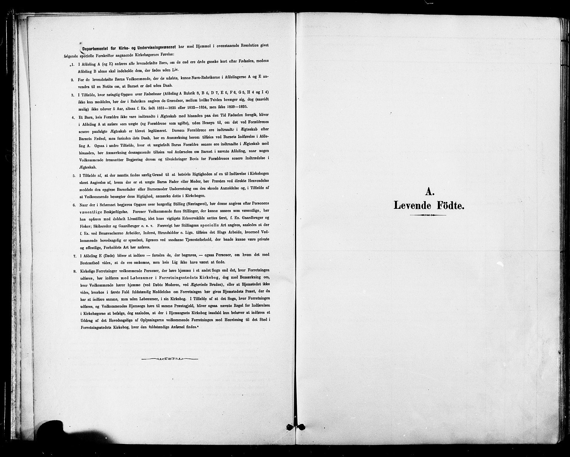 SAT, Ministerialprotokoller, klokkerbøker og fødselsregistre - Nord-Trøndelag, 755/L0494: Ministerialbok nr. 755A03, 1882-1902