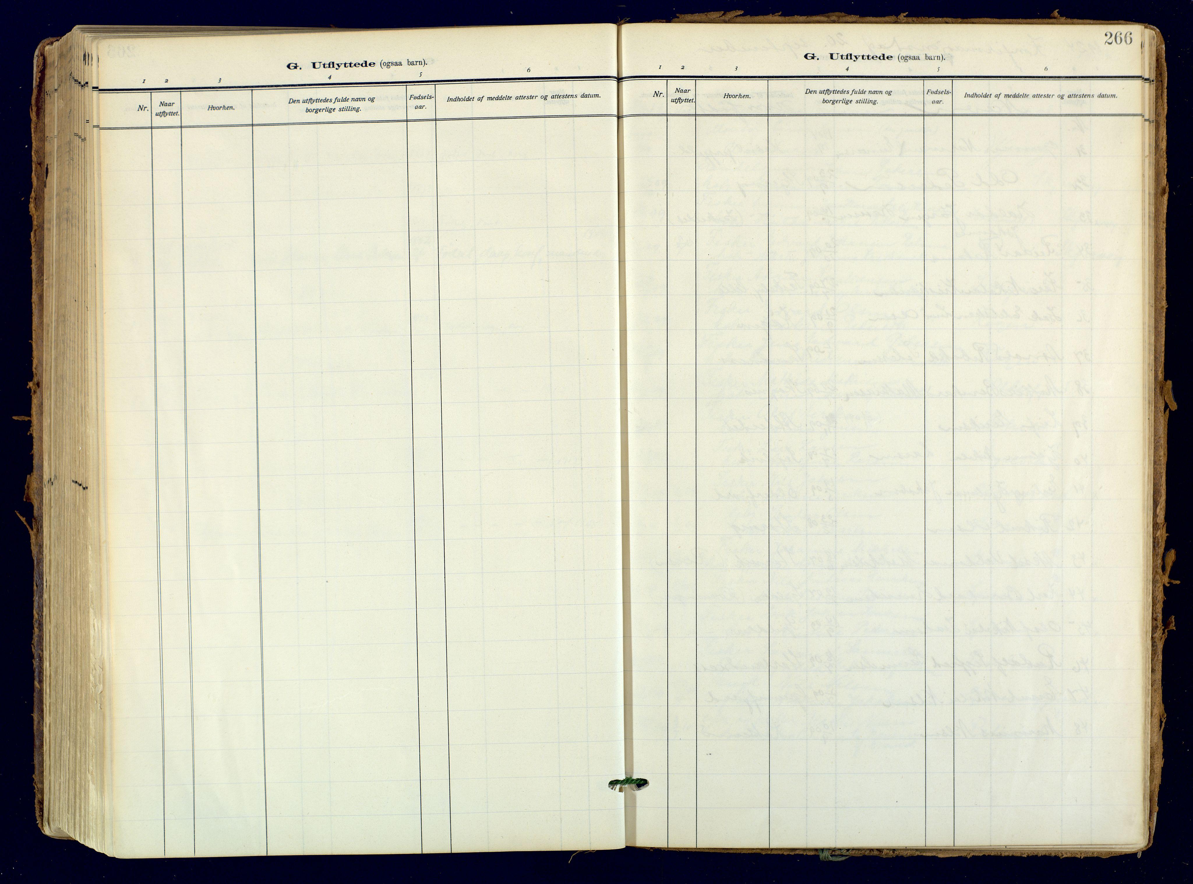 SATØ, Skjervøy sokneprestkontor, H/Ha/Haa: Ministerialbok nr. 18, 1910-1926, s. 266