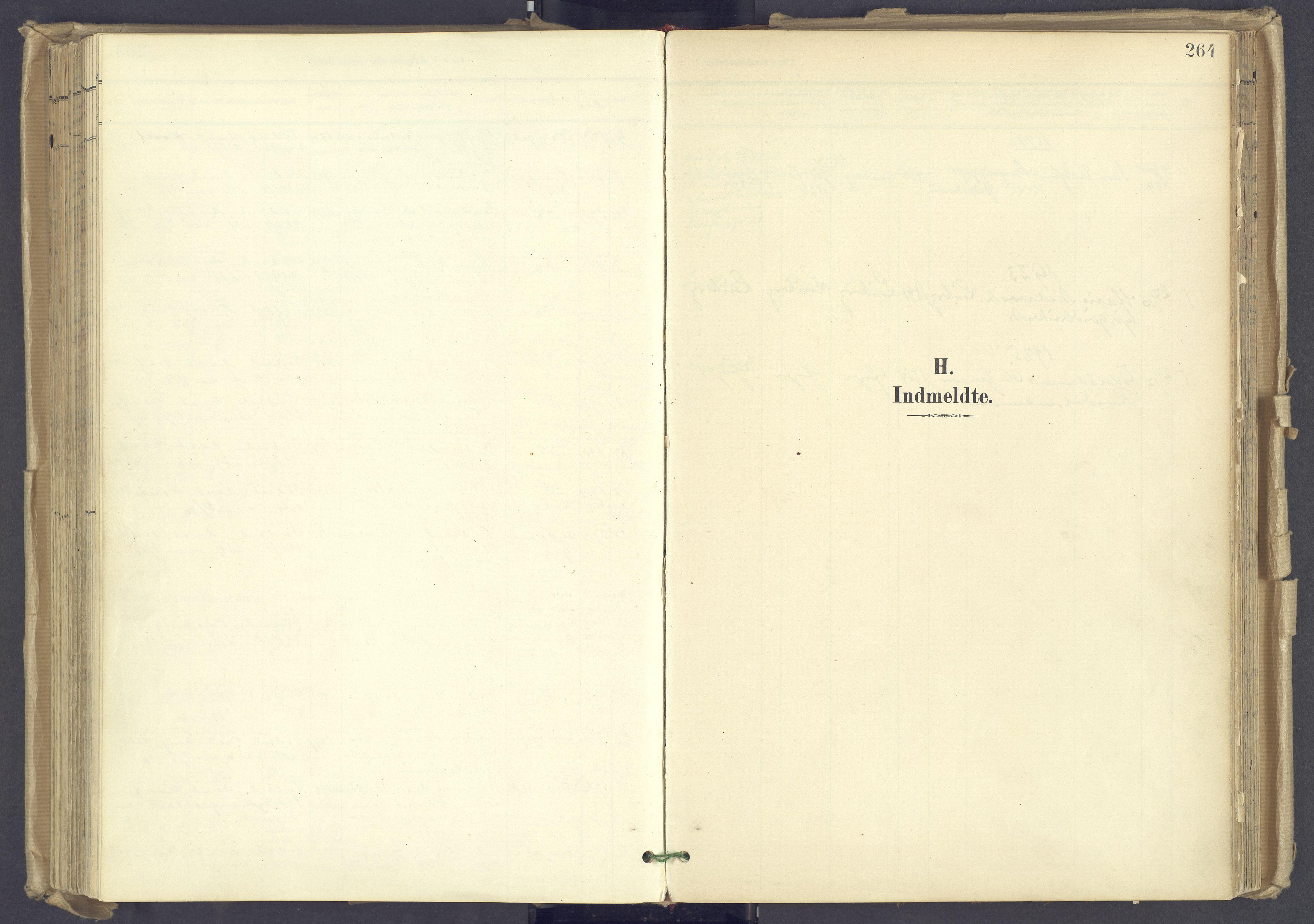 SAH, Øyer prestekontor, Ministerialbok nr. 12, 1897-1920, s. 264