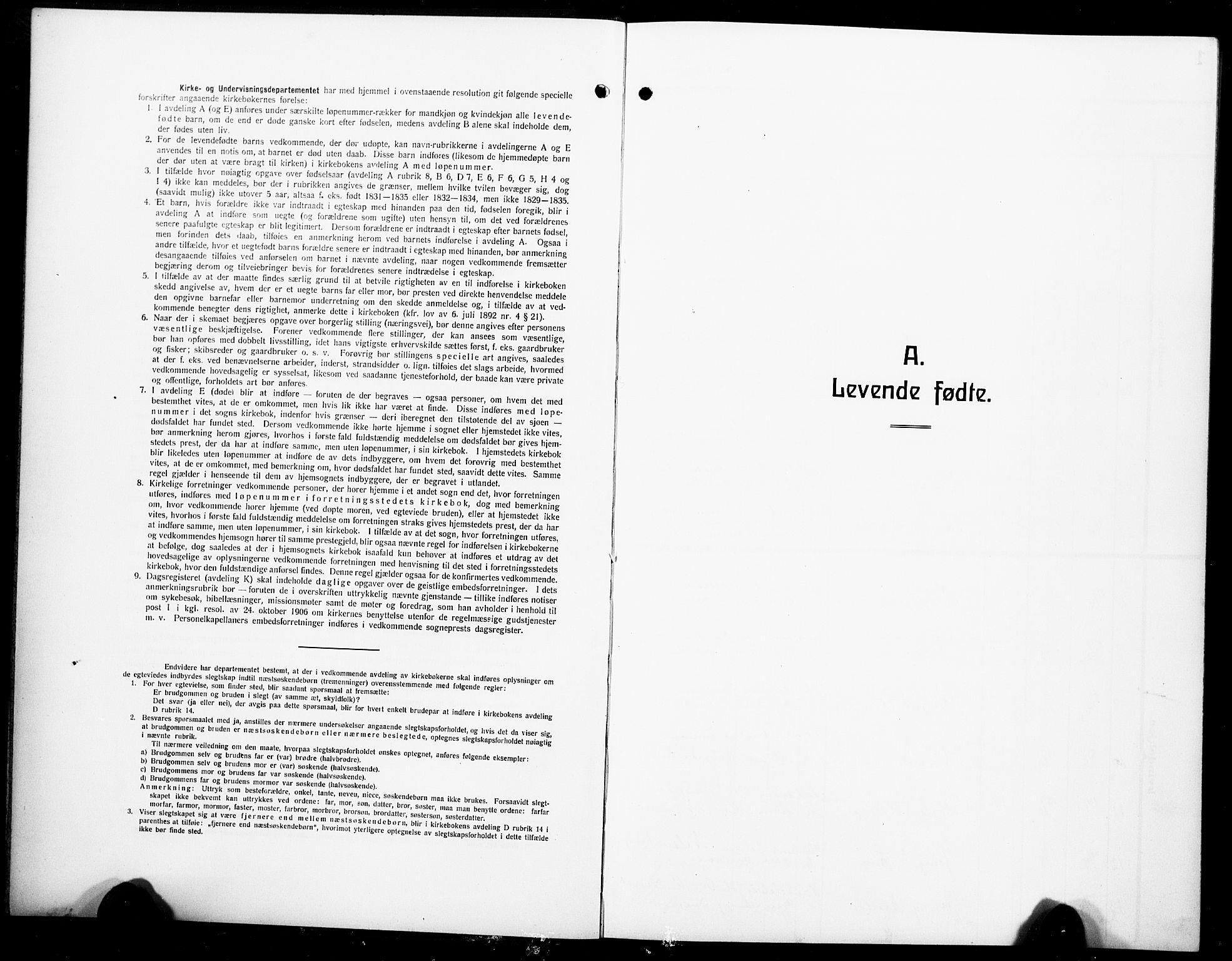SAKO, Holla kirkebøker, G/Ga/L0006: Klokkerbok nr. I 6, 1917-1928