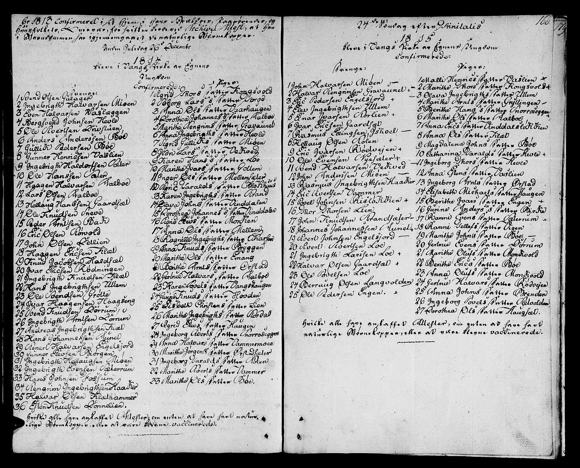 SAT, Ministerialprotokoller, klokkerbøker og fødselsregistre - Sør-Trøndelag, 678/L0894: Ministerialbok nr. 678A04, 1806-1815, s. 166