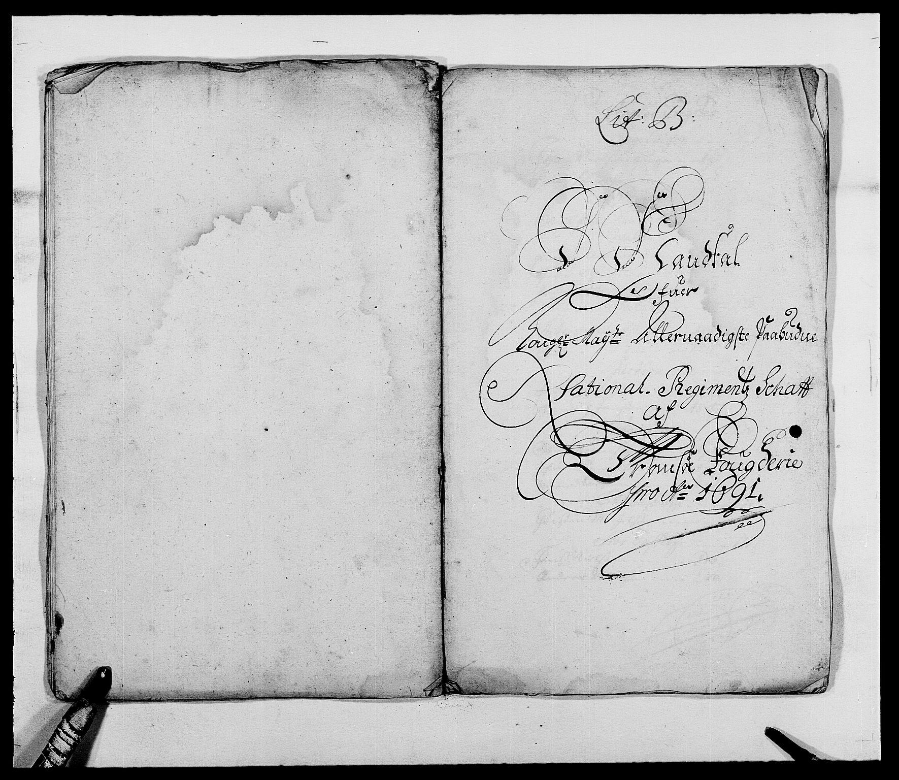RA, Rentekammeret inntil 1814, Reviderte regnskaper, Fogderegnskap, R68/L4751: Fogderegnskap Senja og Troms, 1690-1693, s. 87