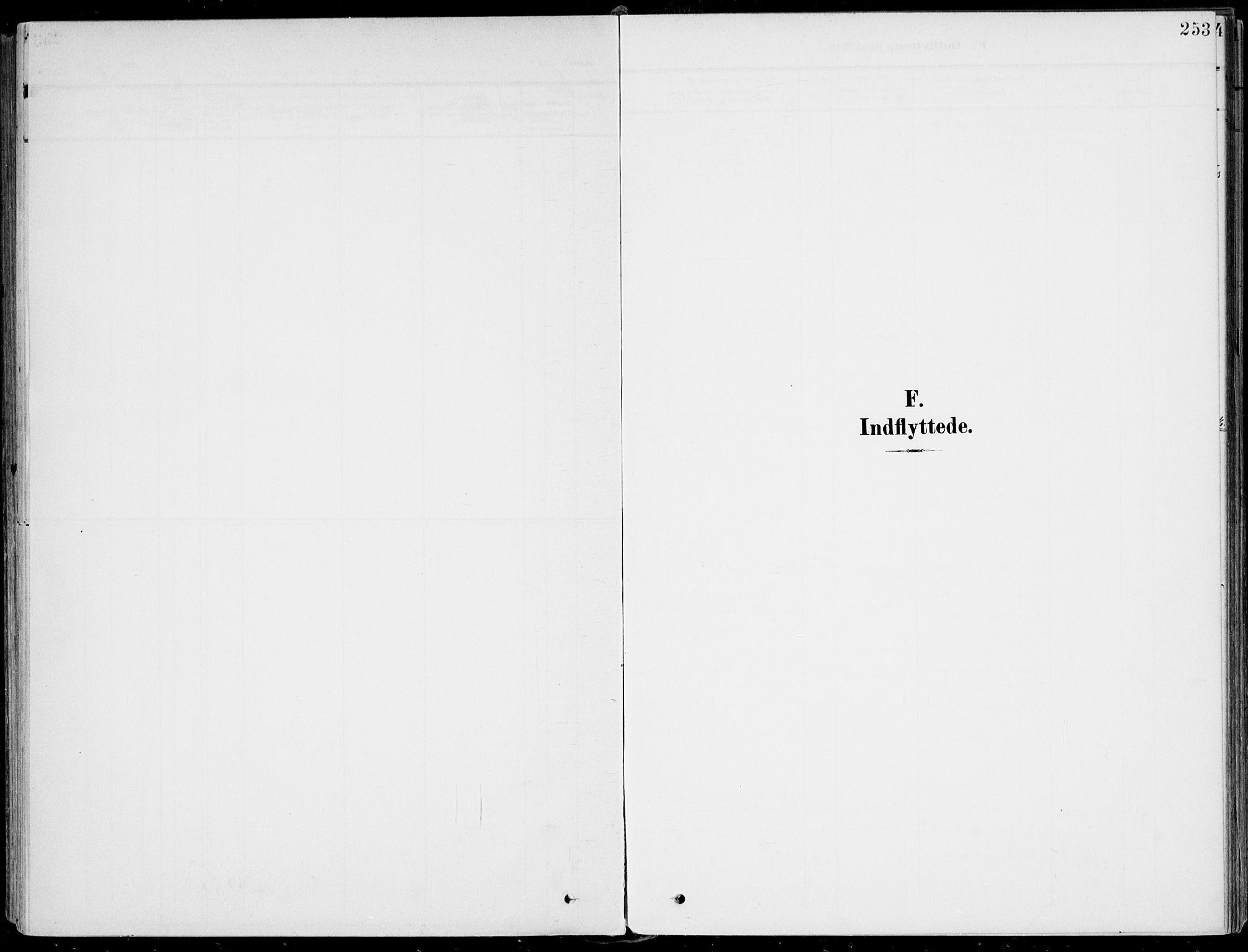 SAKO, Sigdal kirkebøker, F/Fb/L0002: Ministerialbok nr. II 2, 1901-1914, s. 253