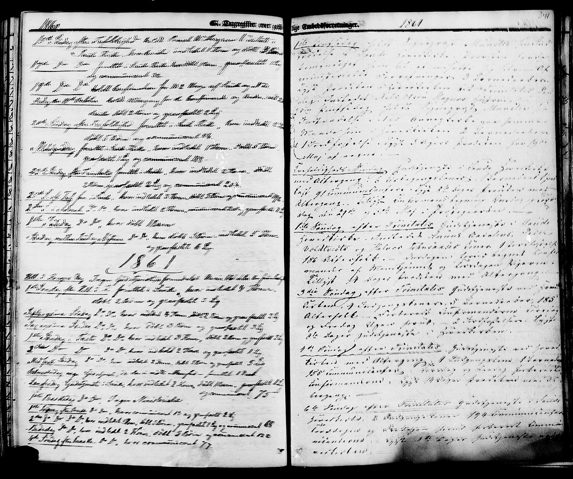 SAKO, Sauherad kirkebøker, F/Fa/L0007: Ministerialbok nr. I 7, 1851-1873, s. 341