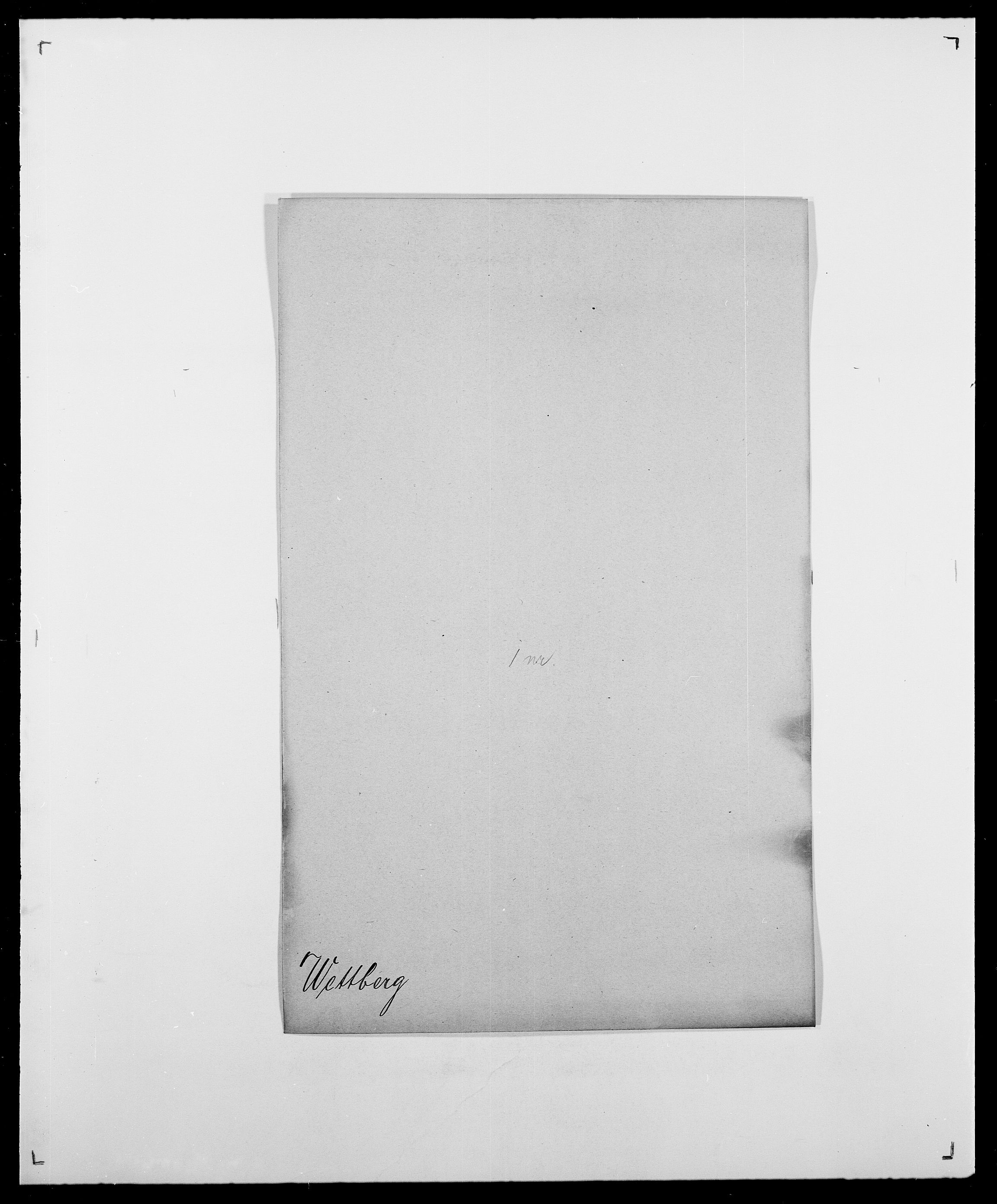 SAO, Delgobe, Charles Antoine - samling, D/Da/L0041: Vemmestad - Viker, s. 341
