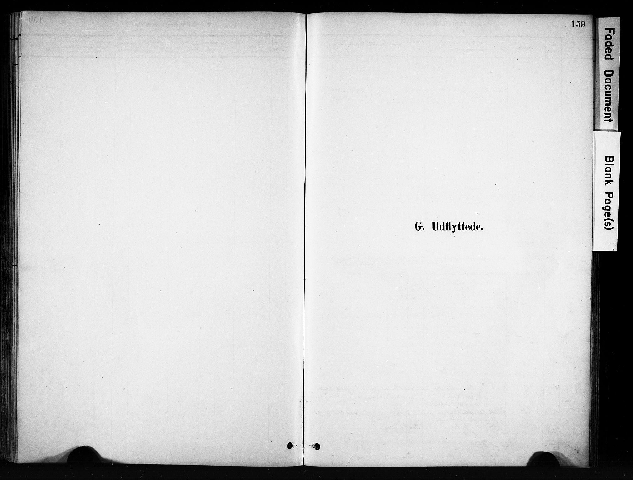 SAH, Vang prestekontor, Valdres, Ministerialbok nr. 9, 1882-1914, s. 159