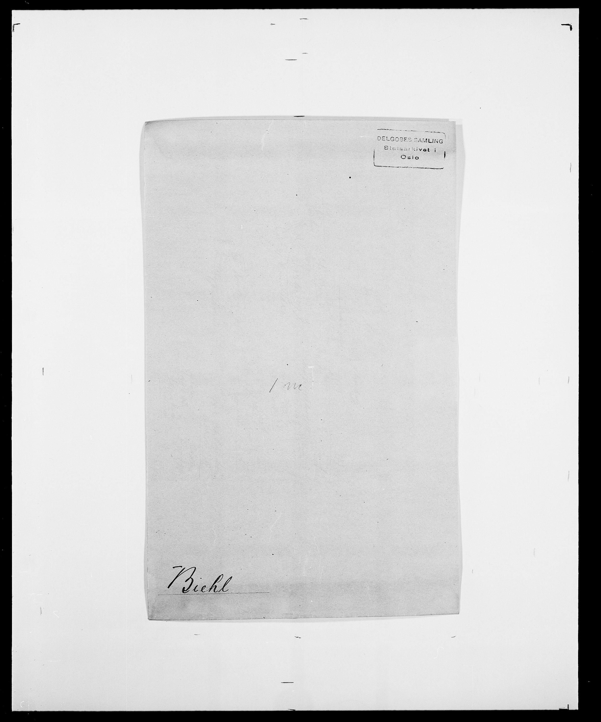 SAO, Delgobe, Charles Antoine - samling, D/Da/L0004: Bergendahl - Blære, s. 181