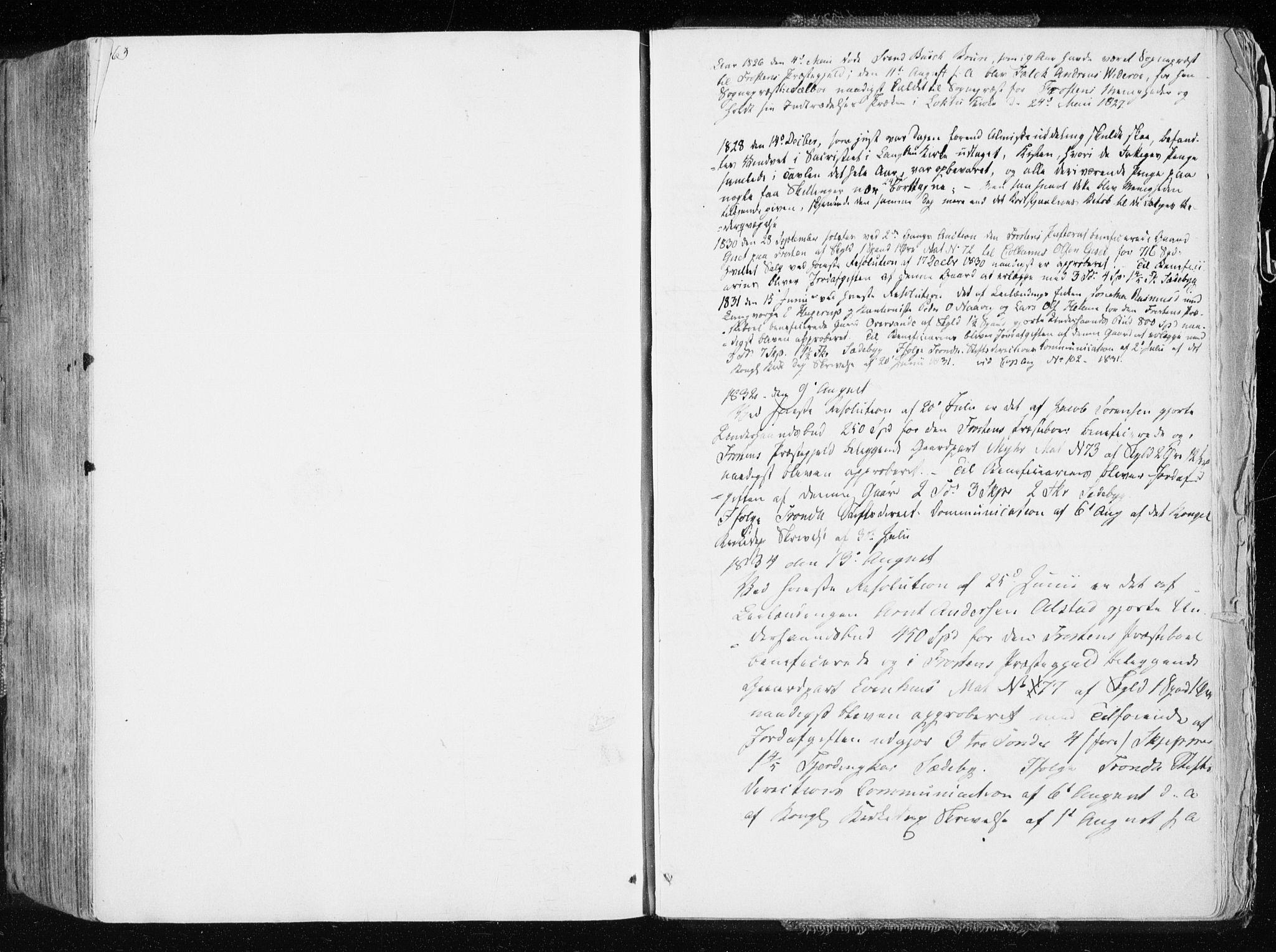 SAT, Ministerialprotokoller, klokkerbøker og fødselsregistre - Nord-Trøndelag, 713/L0114: Ministerialbok nr. 713A05, 1827-1839, s. 363