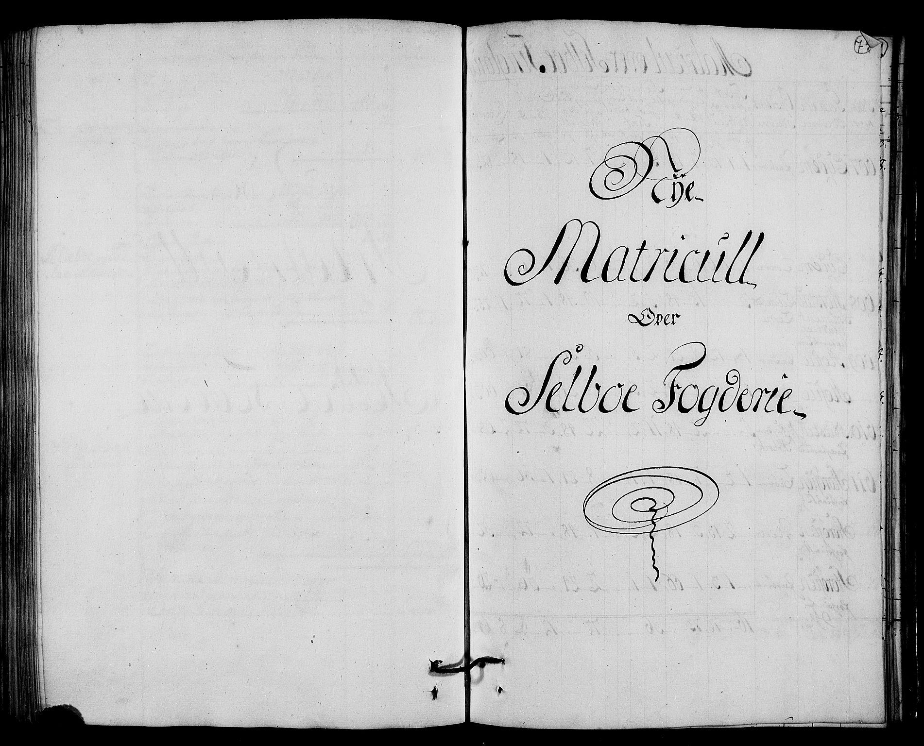 RA, Rentekammeret inntil 1814, Realistisk ordnet avdeling, N/Nb/Nbf/L0161: Strinda og Selbu matrikkelprotokoll, 1723, s. 74b-75a