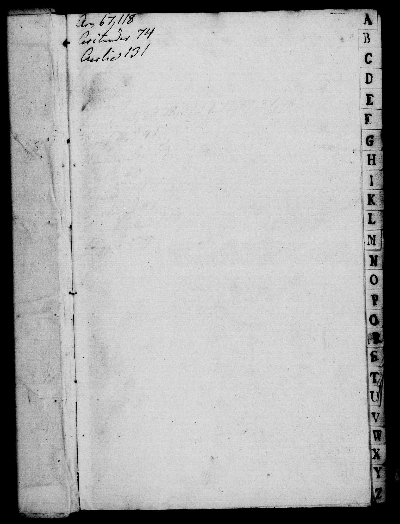 RA, Rentekammeret, Kammerkanselliet, G/Gf/Gfa/L0042: Norsk relasjons- og resolusjonsprotokoll (merket RK 52.42), 1760, s. 3