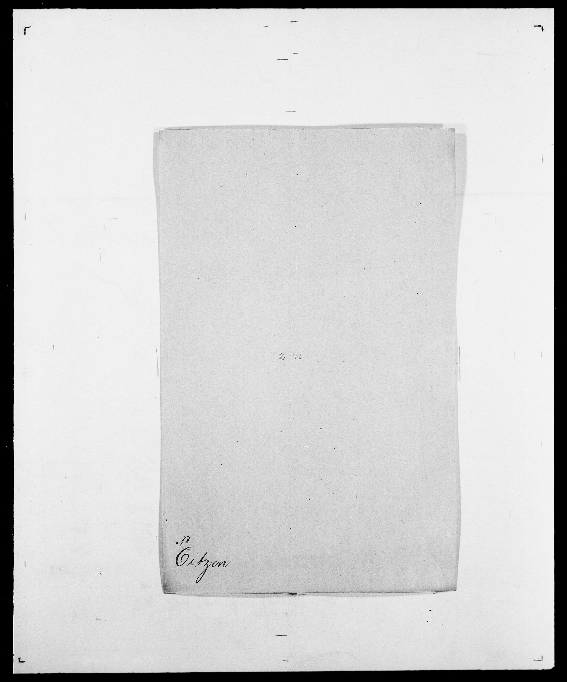 SAO, Delgobe, Charles Antoine - samling, D/Da/L0010: Dürendahl - Fagelund, s. 351