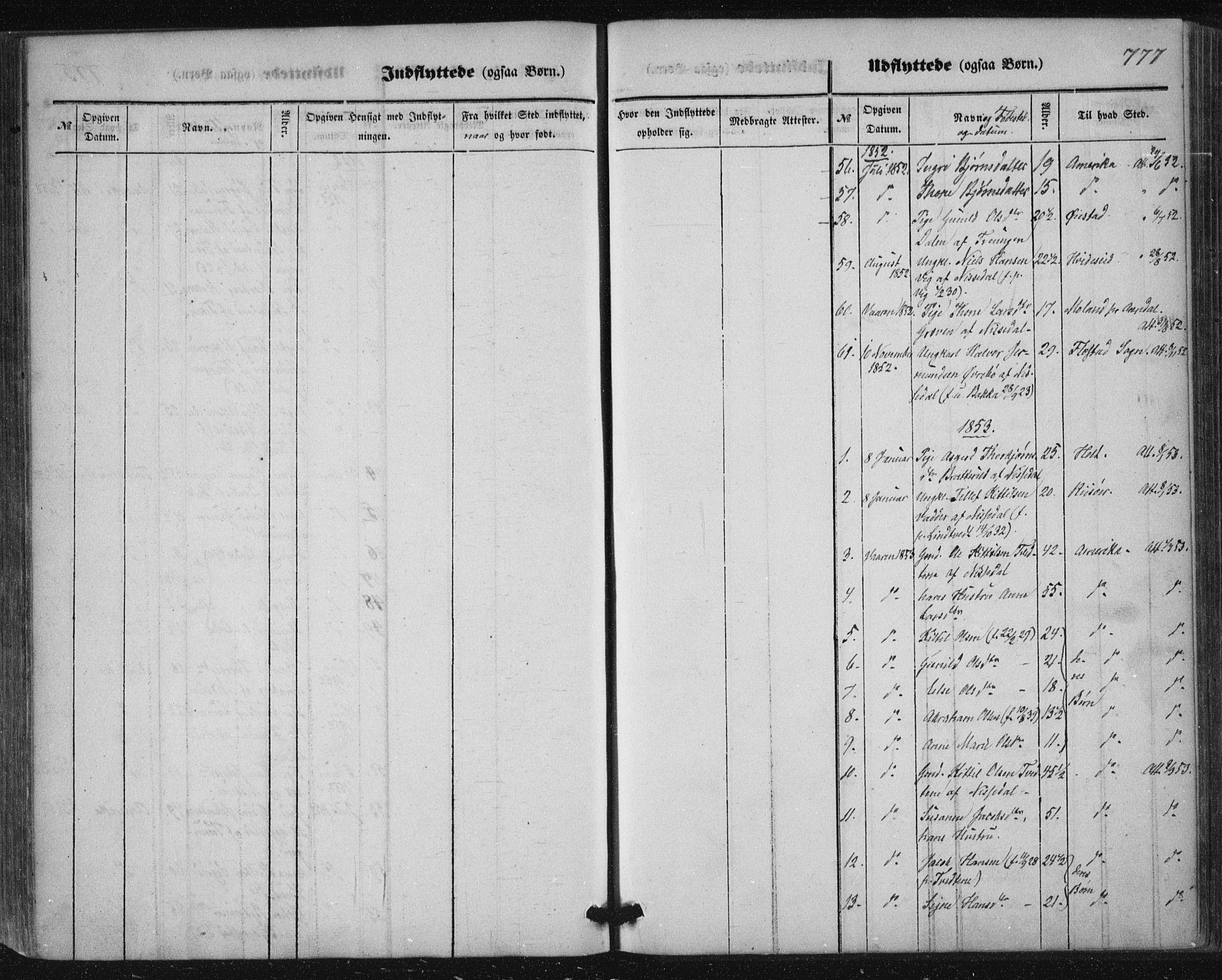 SAKO, Nissedal kirkebøker, F/Fa/L0003: Ministerialbok nr. I 3, 1846-1870, s. 776-777