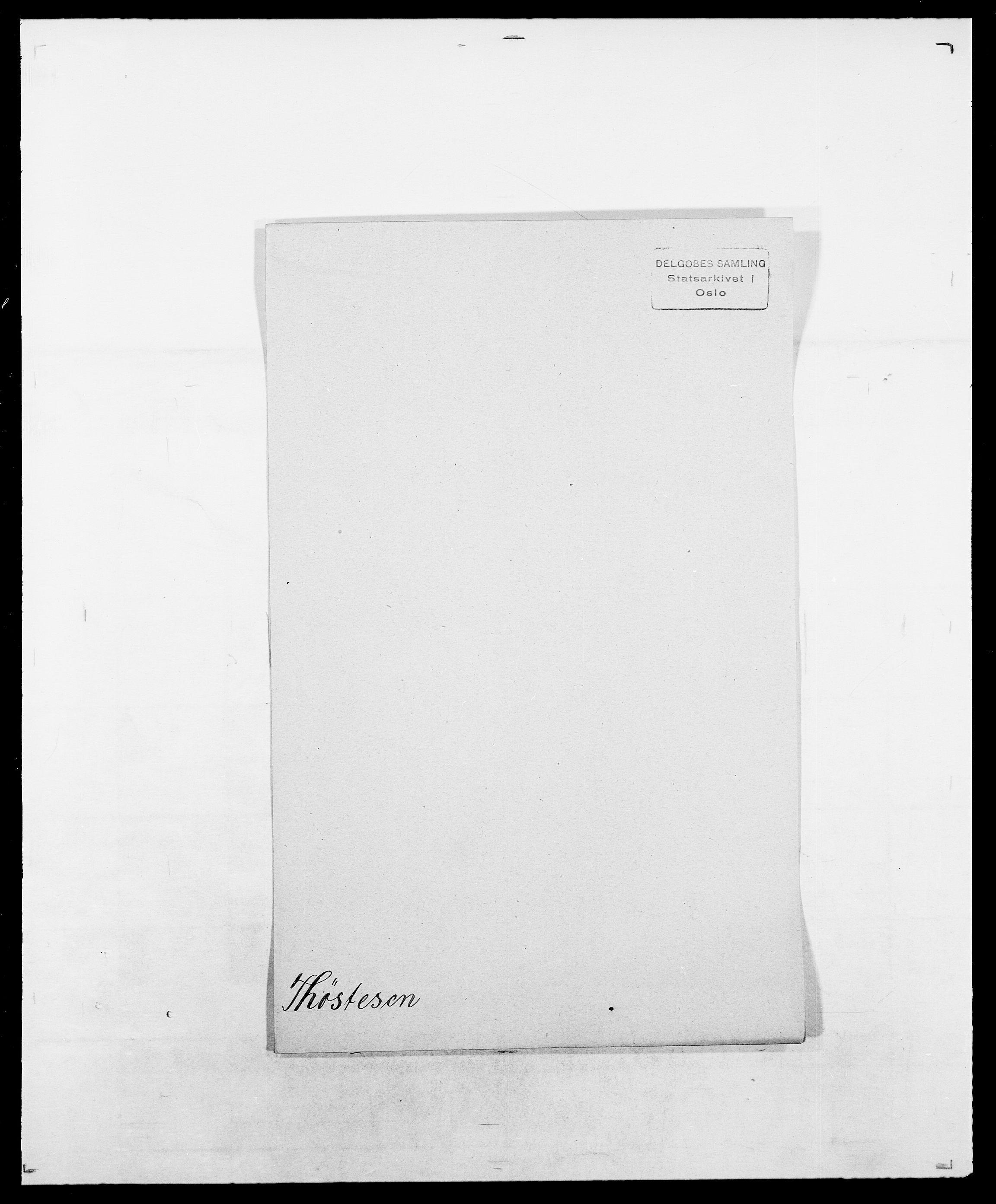 SAO, Delgobe, Charles Antoine - samling, D/Da/L0039: Thorsen - Urup, s. 8