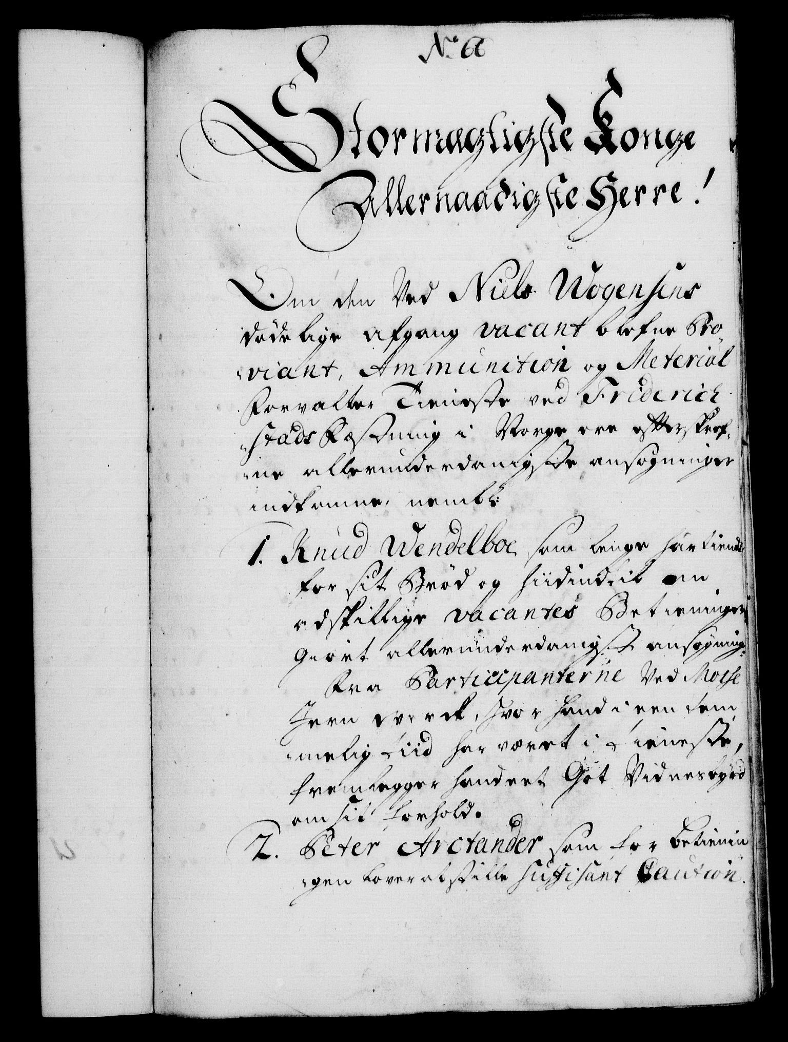 RA, Rentekammeret, Kammerkanselliet, G/Gf/Gfa/L0010: Norsk relasjons- og resolusjonsprotokoll (merket RK 52.10), 1727, s. 483