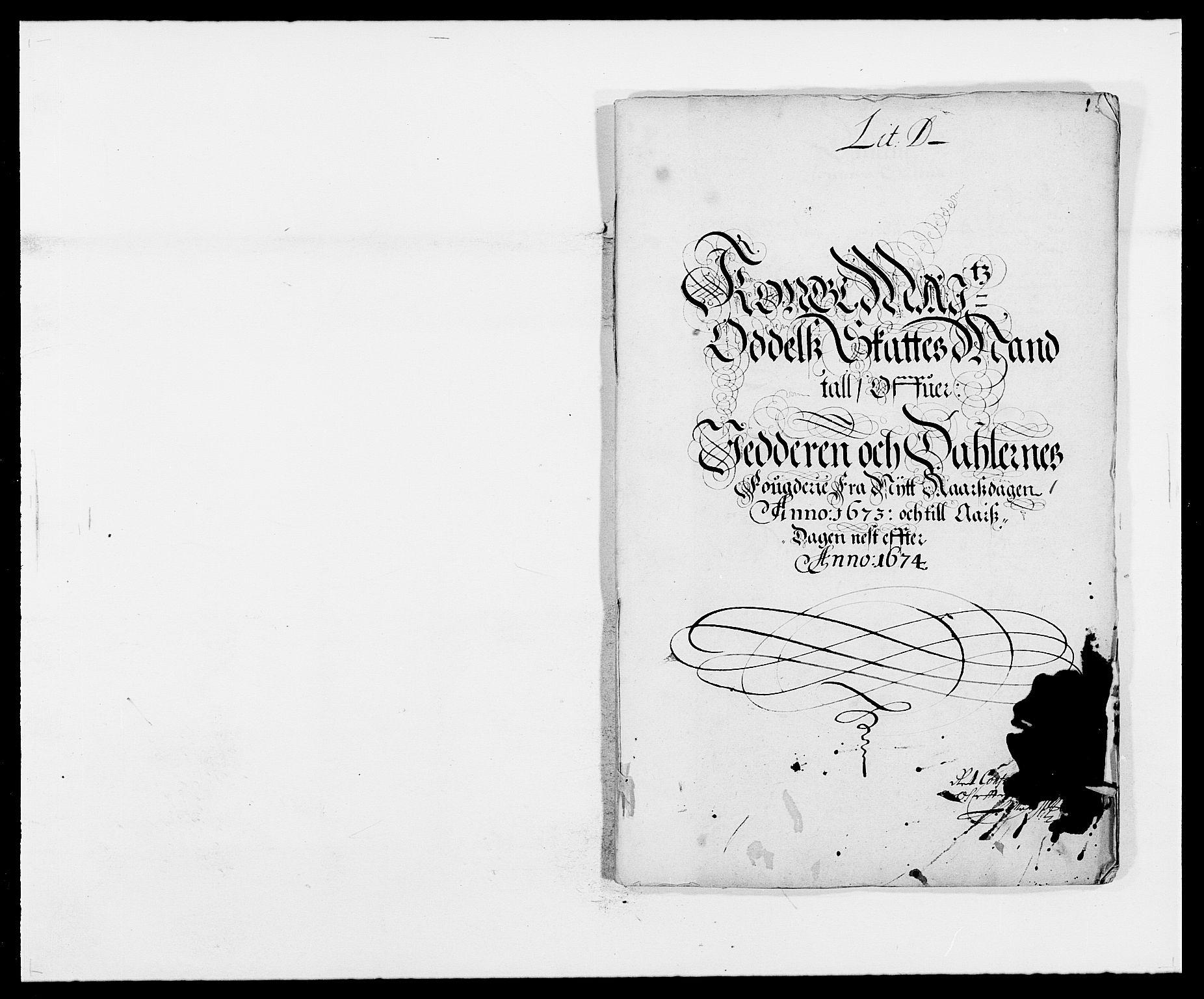RA, Rentekammeret inntil 1814, Reviderte regnskaper, Fogderegnskap, R46/L2714: Fogderegnskap Jæren og Dalane, 1673-1674, s. 70