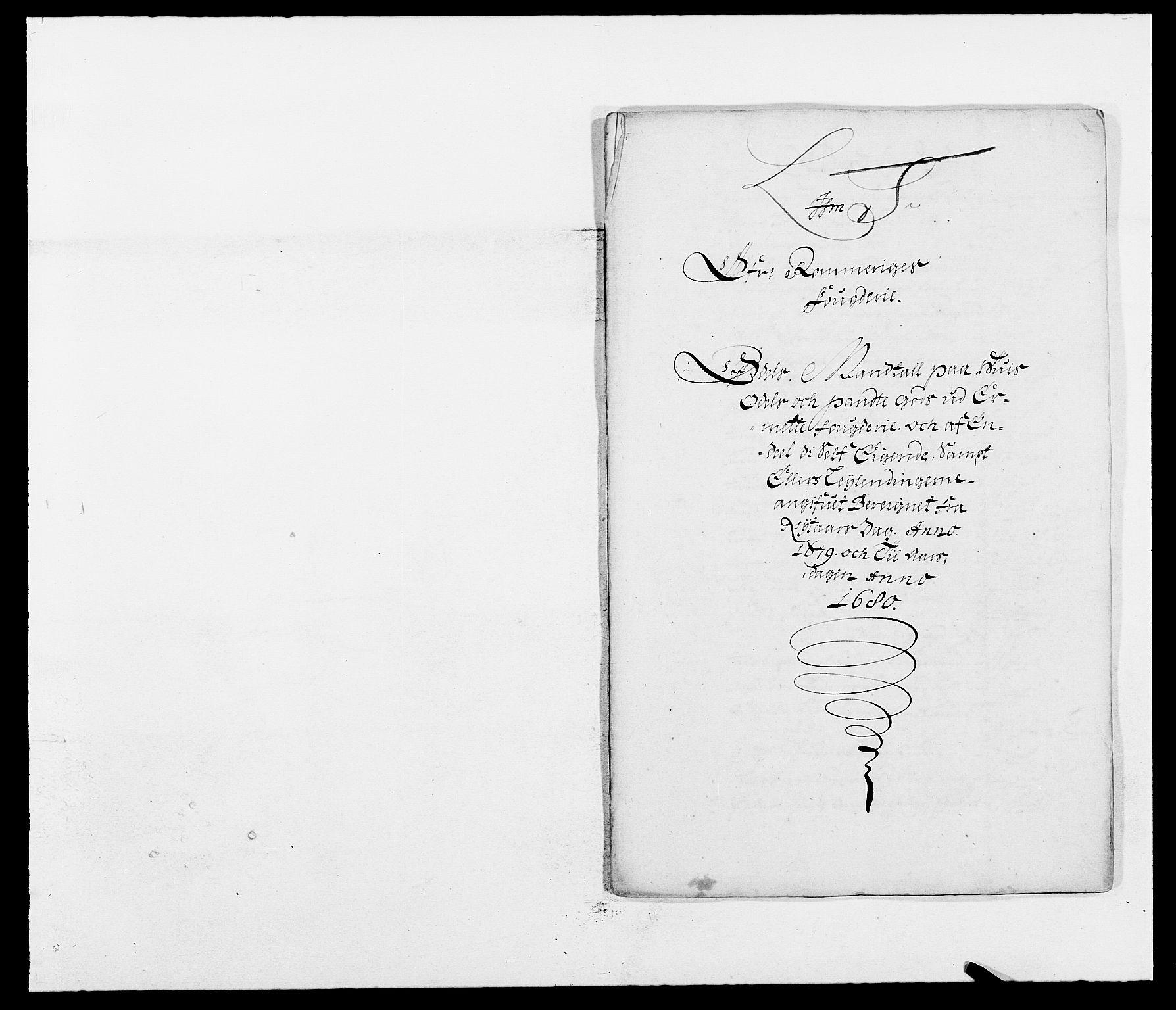 RA, Rentekammeret inntil 1814, Reviderte regnskaper, Fogderegnskap, R12/L0694: Fogderegnskap Øvre Romerike, 1678-1679, s. 125
