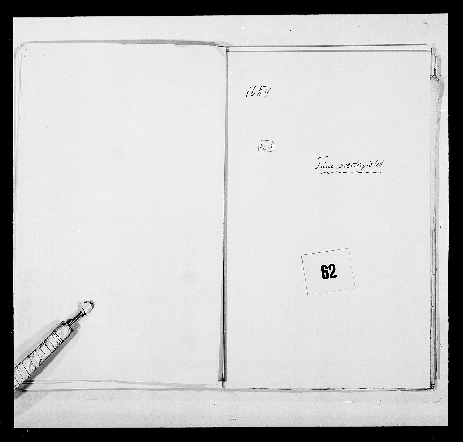RA, Stattholderembetet 1572-1771, Ek/L0030: Jordebøker 1633-1658:, 1654, s. 290