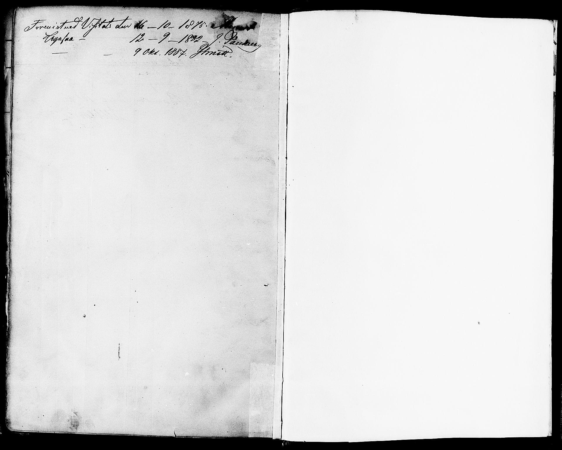 SAKO, Kragerø kirkebøker, F/Fa/L0011: Ministerialbok nr. 11, 1875-1886