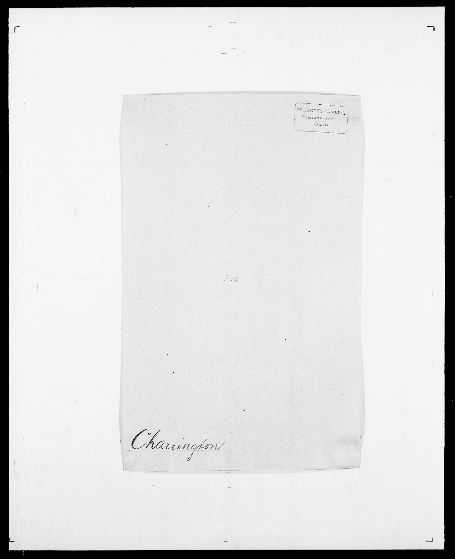 SAO, Delgobe, Charles Antoine - samling, D/Da/L0008: Capjon - Dagenbolt, s. 169
