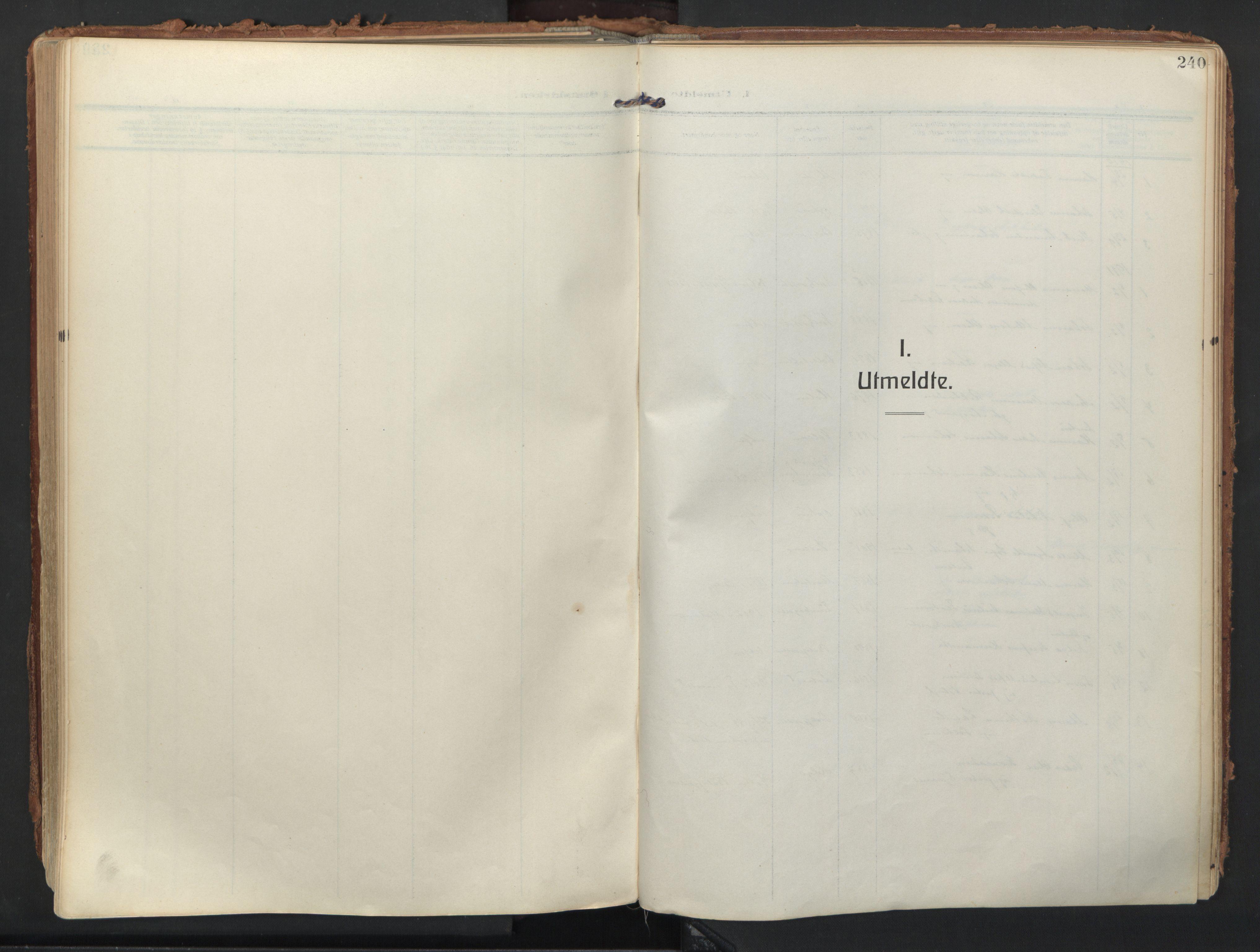 SATØ, Balsfjord sokneprestembete, Ministerialbok nr. 9, 1909-1921, s. 240