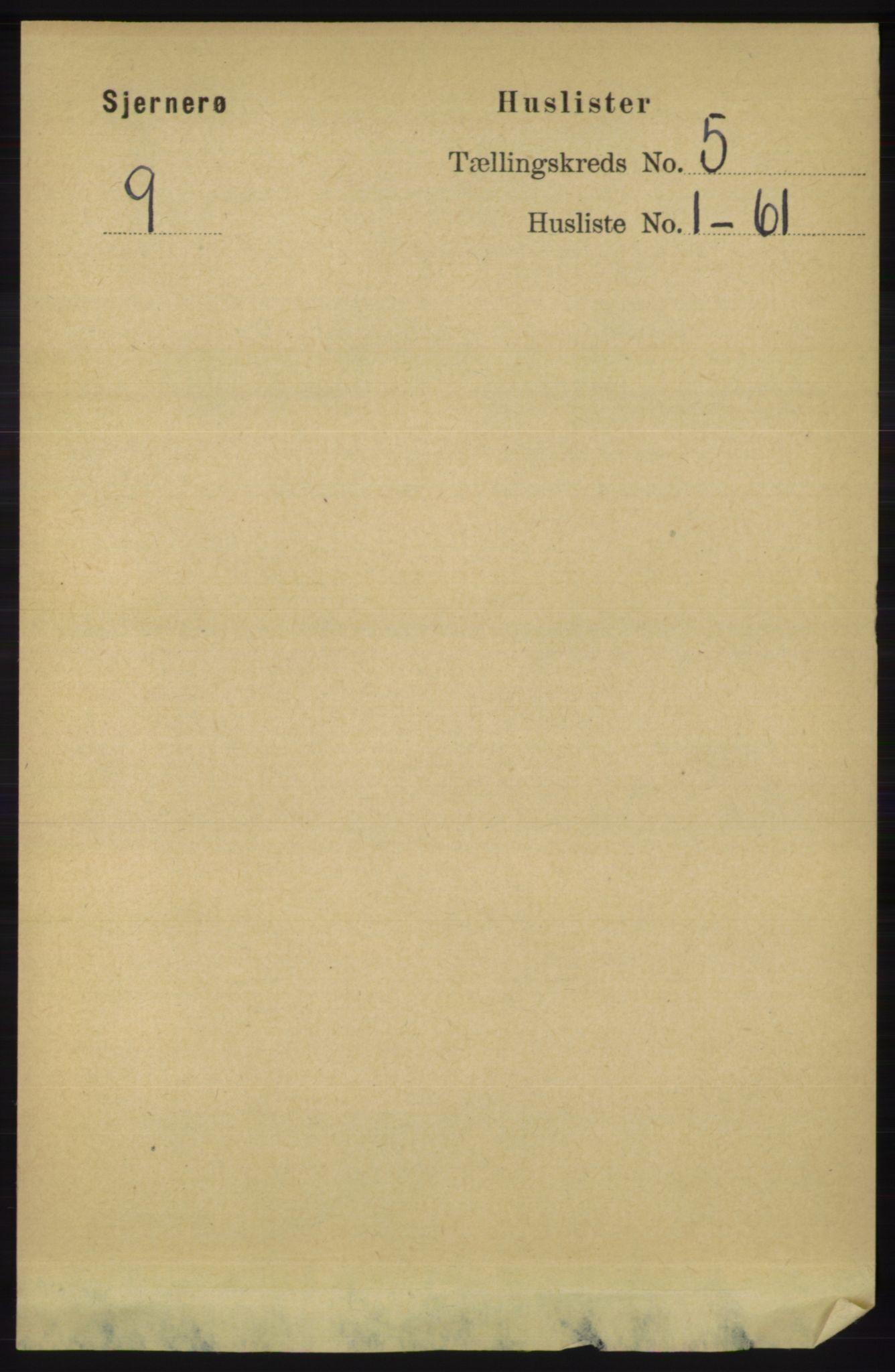 RA, Folketelling 1891 for 1140 Sjernarøy herred, 1891, s. 744