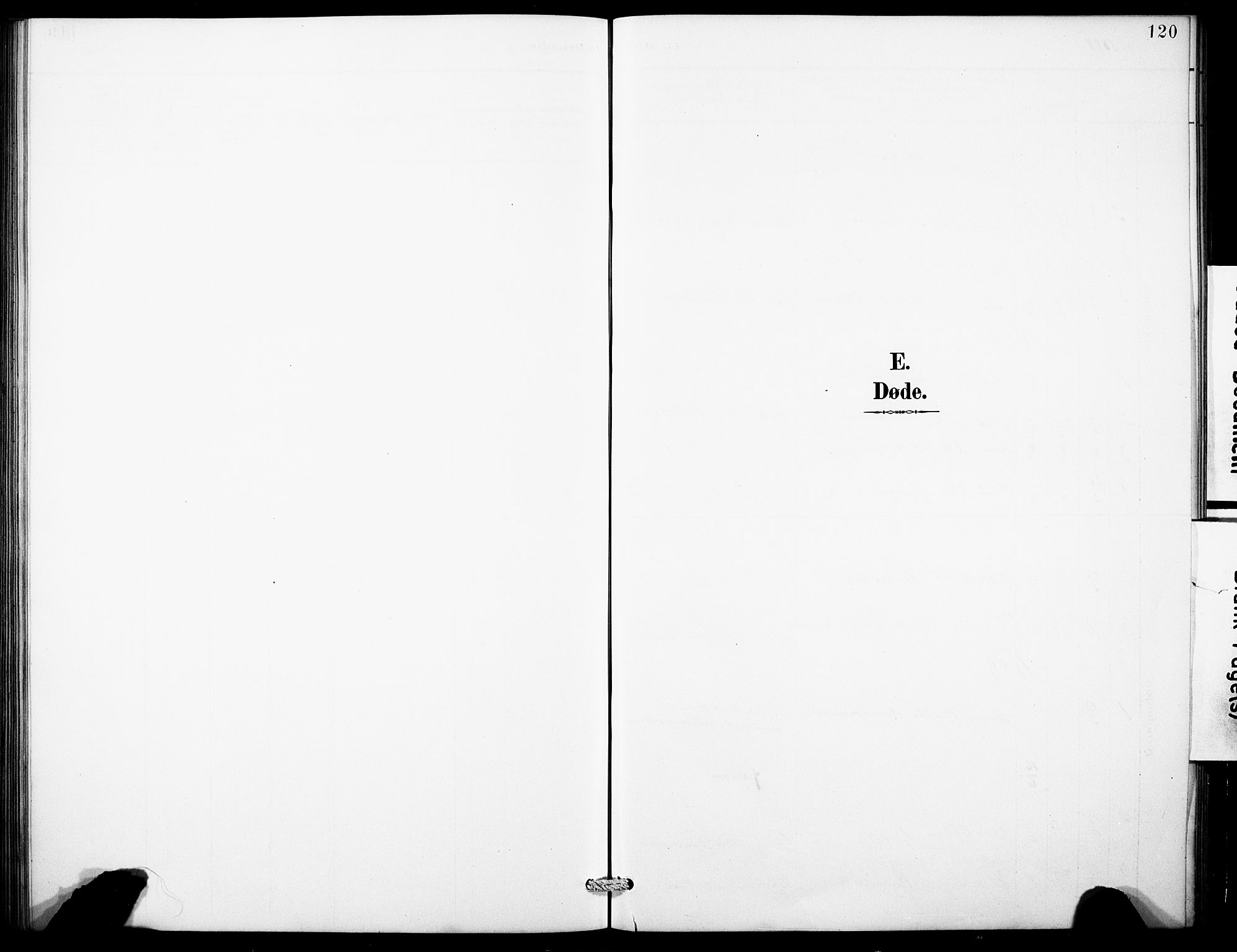 SAB, Aurland Sokneprestembete*, Klokkerbok nr. B 2, 1887-1929, s. 120