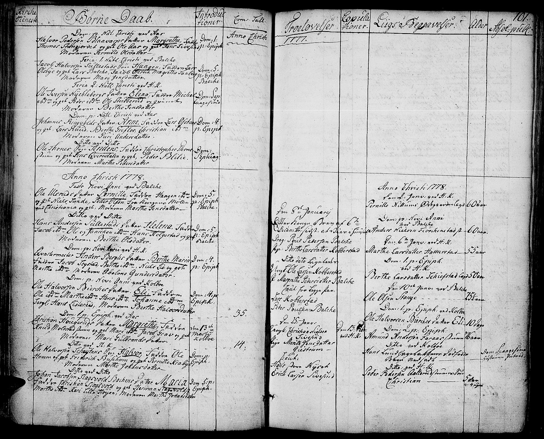 SAH, Toten prestekontor, Ministerialbok nr. 6, 1773-1793, s. 101