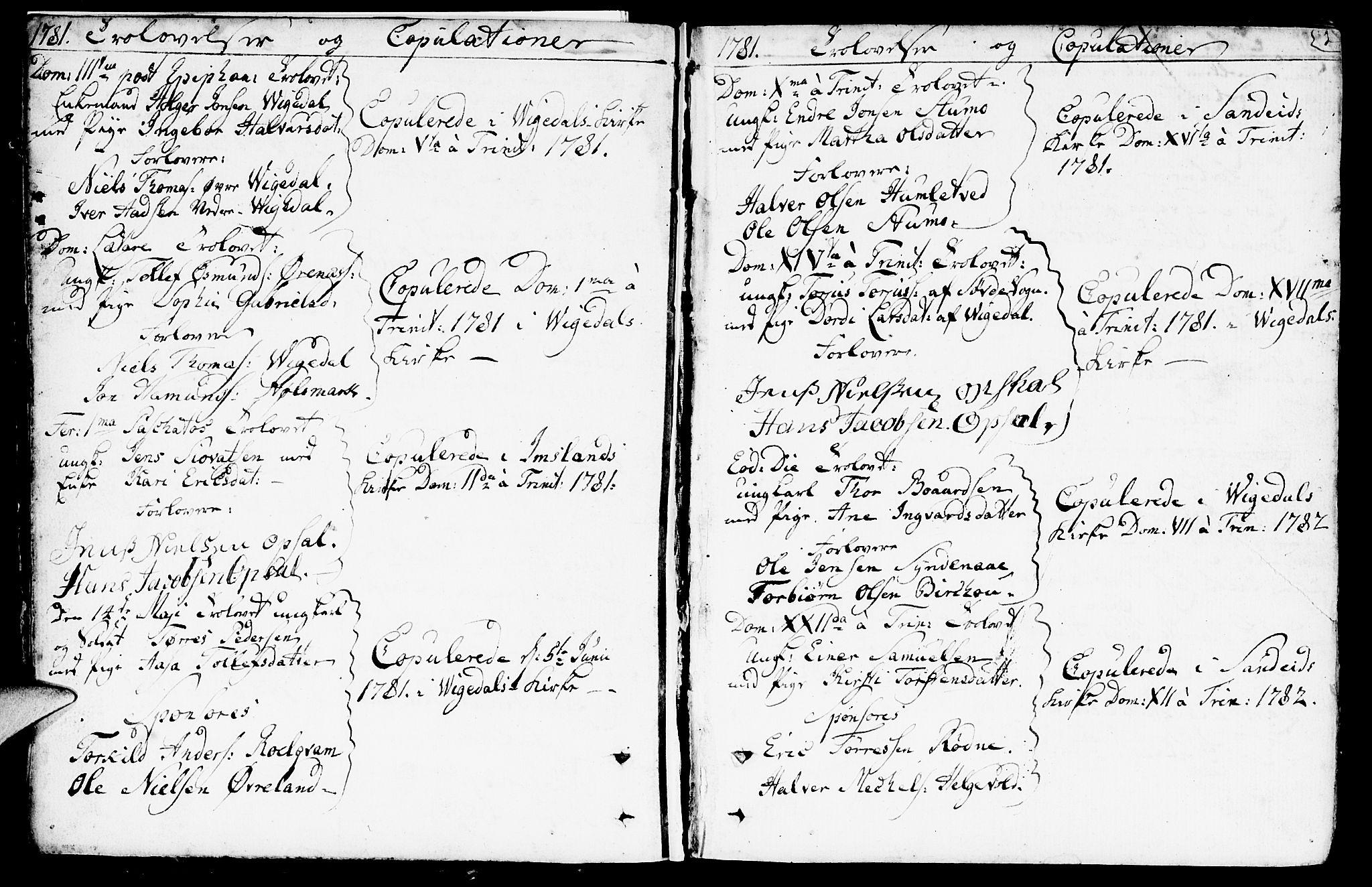 SAST, Vikedal sokneprestkontor, IV: Ministerialbok nr. A 2, 1779-1817, s. 7