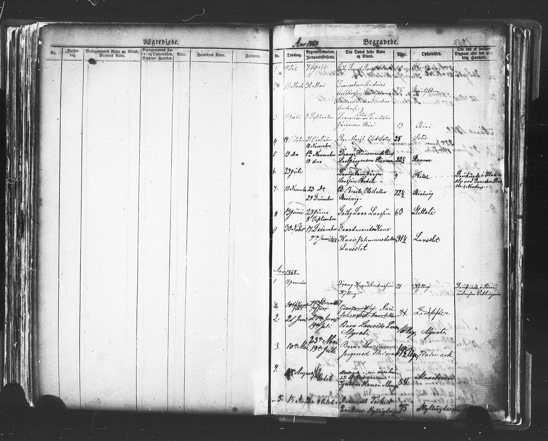 SAT, Ministerialprotokoller, klokkerbøker og fødselsregistre - Møre og Romsdal, 546/L0596: Klokkerbok nr. 546C02, 1867-1921, s. 238
