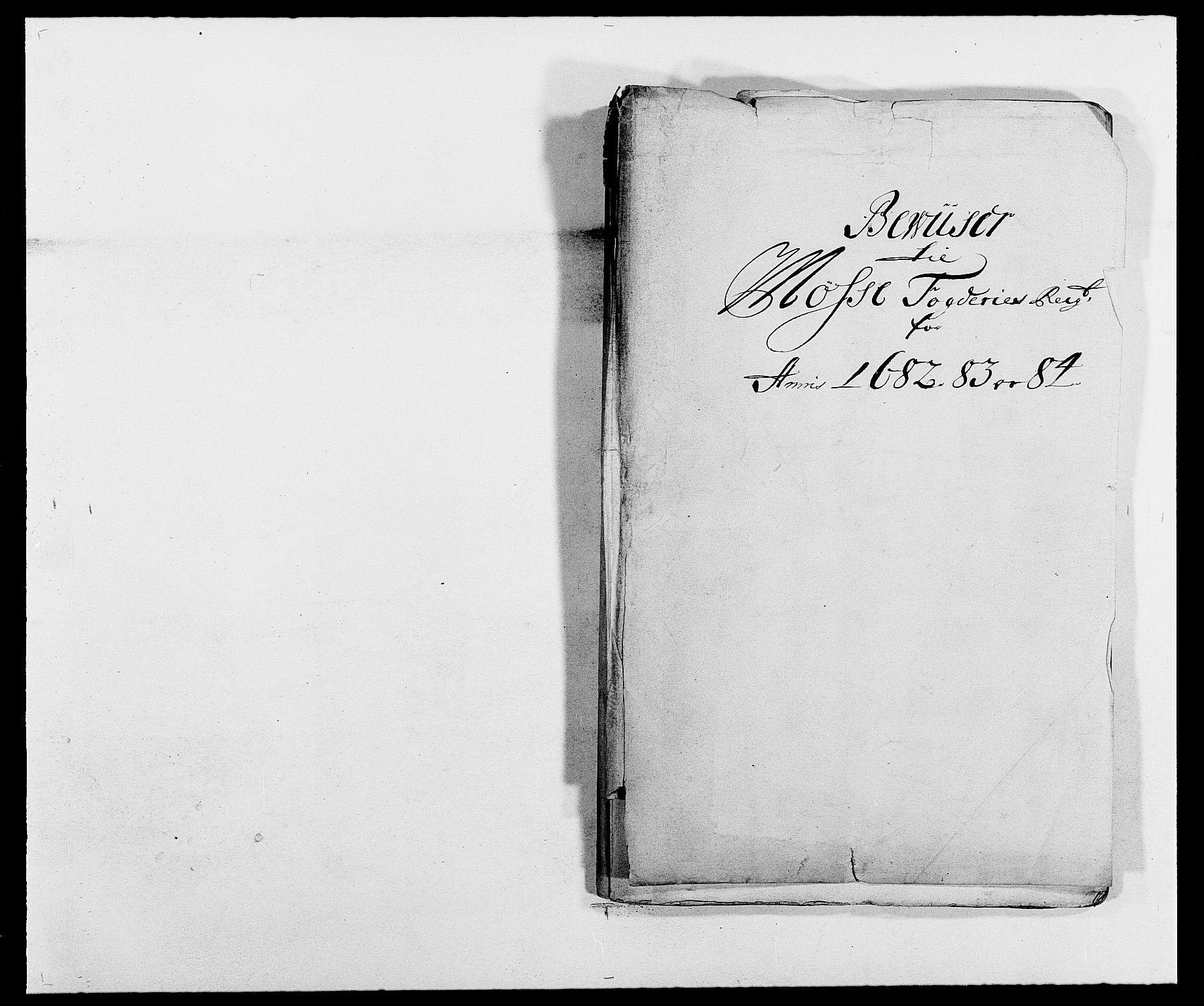 RA, Rentekammeret inntil 1814, Reviderte regnskaper, Fogderegnskap, R02/L0104: Fogderegnskap Moss og Verne kloster, 1682-1684, s. 24