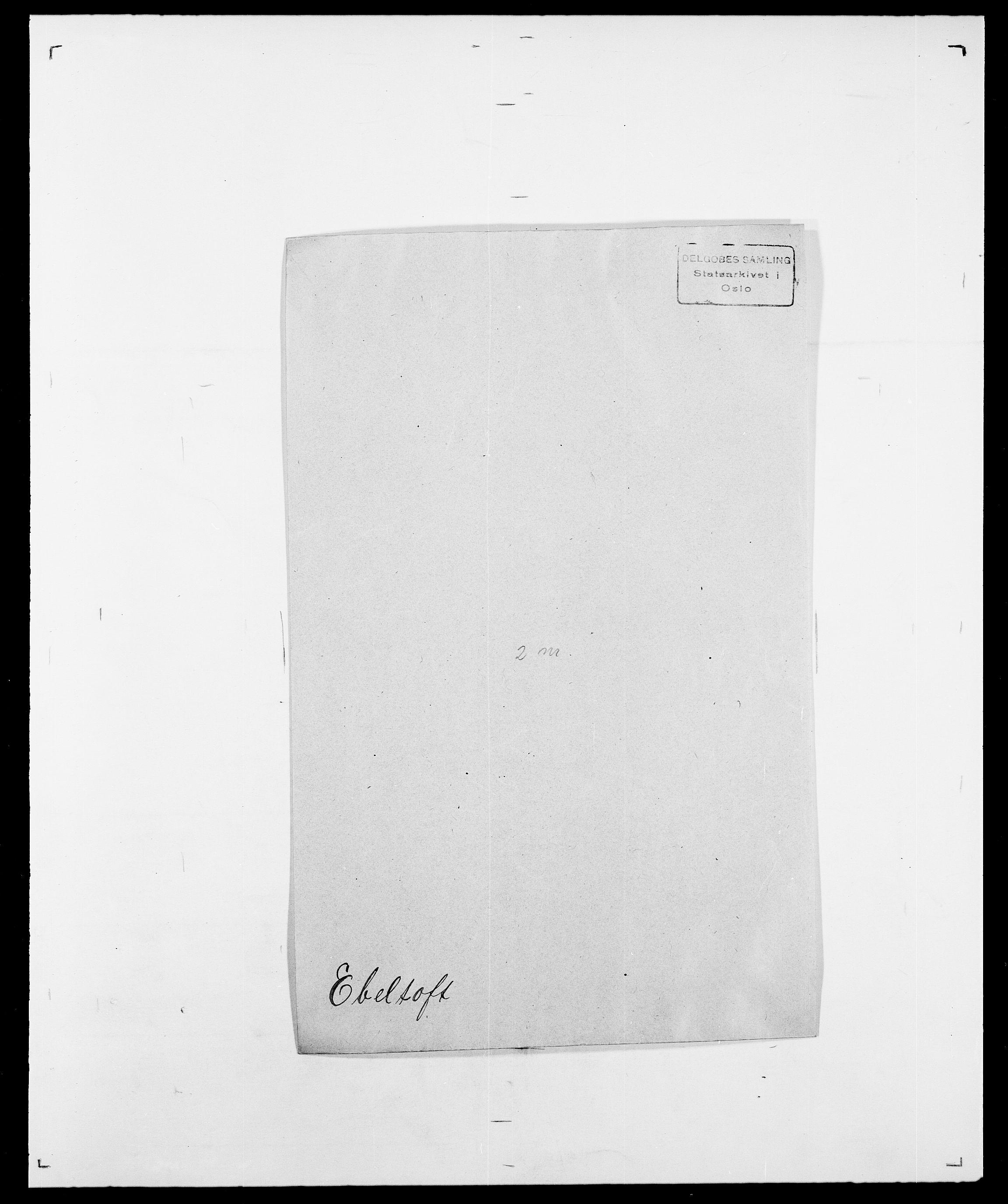 SAO, Delgobe, Charles Antoine - samling, D/Da/L0010: Dürendahl - Fagelund, s. 84