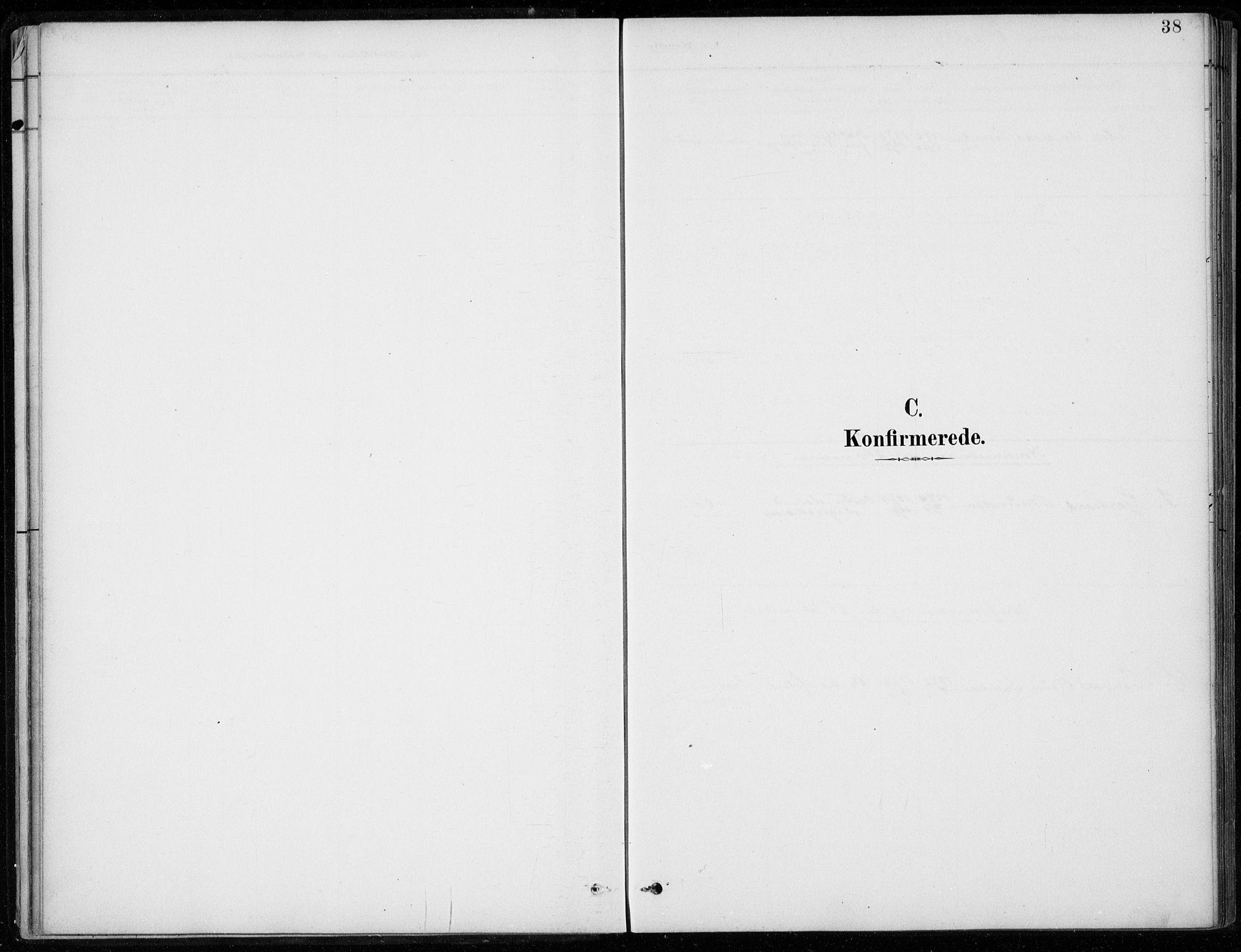 SAB, Den Norske Sjømannsmisjon i utlandet*, Ministerialbok nr. A 2, 1887-1932, s. 38
