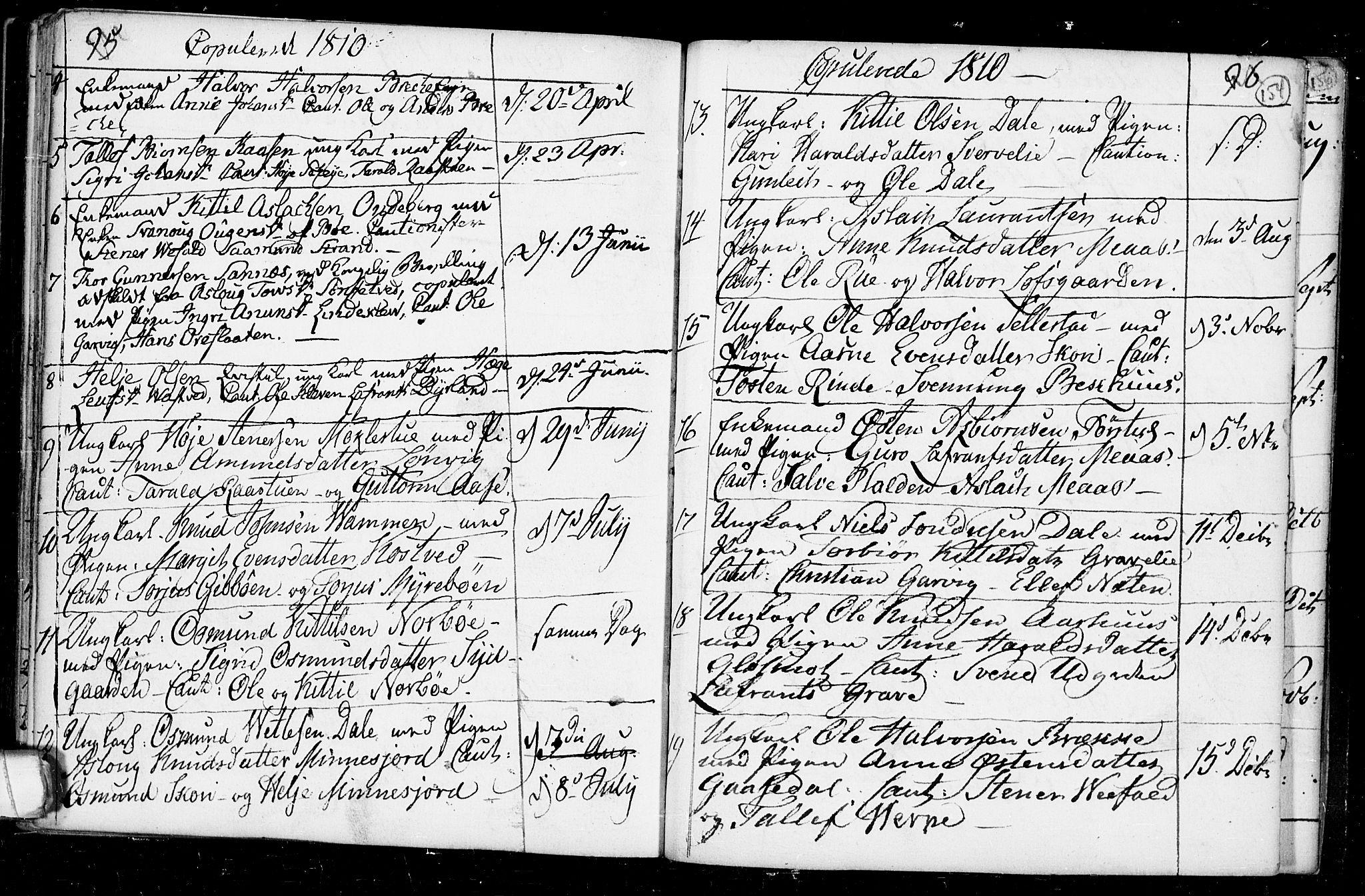 SAKO, Seljord kirkebøker, F/Fa/L0008: Ministerialbok nr. I 8, 1755-1814, s. 154