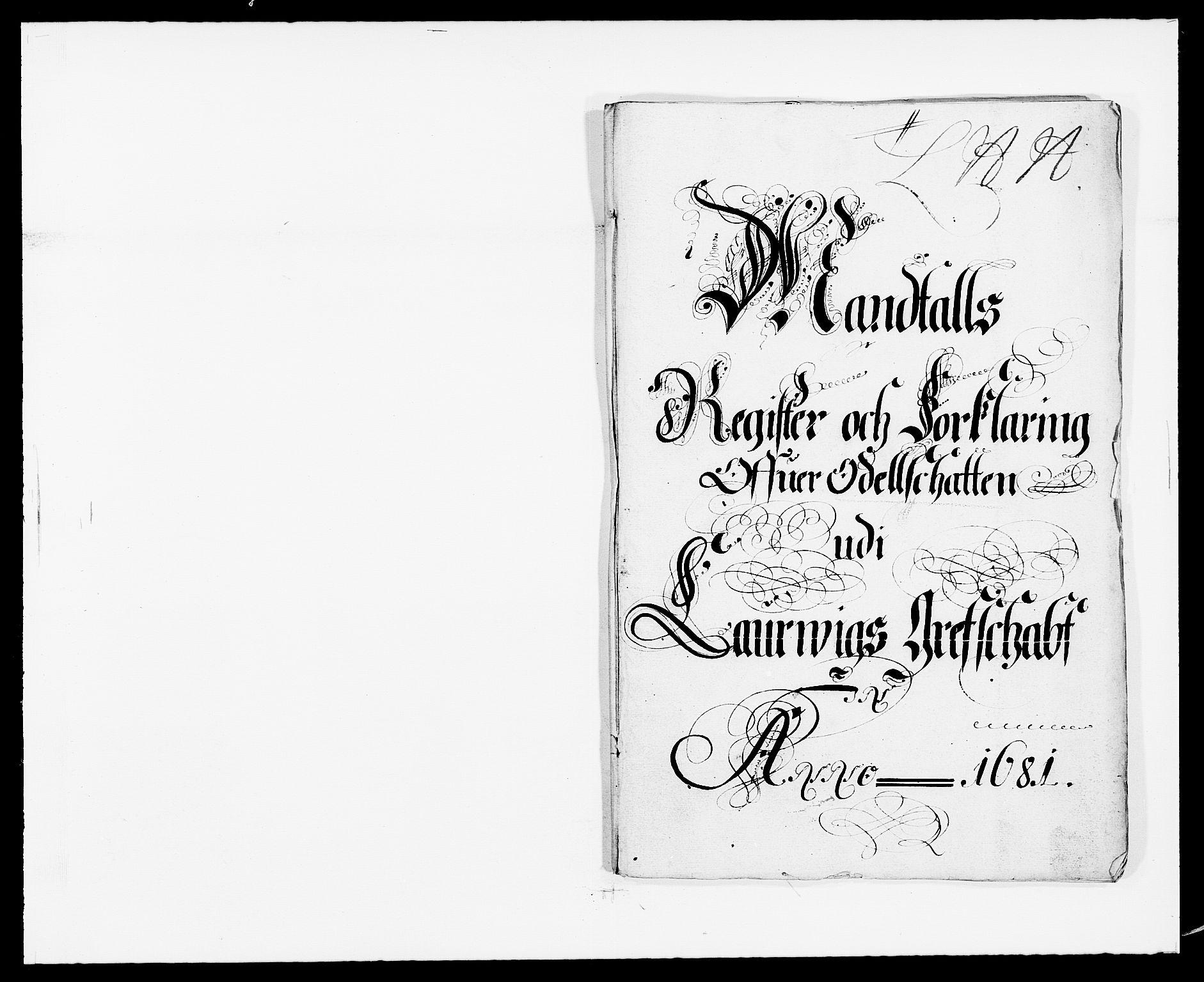 RA, Rentekammeret inntil 1814, Reviderte regnskaper, Fogderegnskap, R33/L1969: Fogderegnskap Larvik grevskap, 1675-1687, s. 38