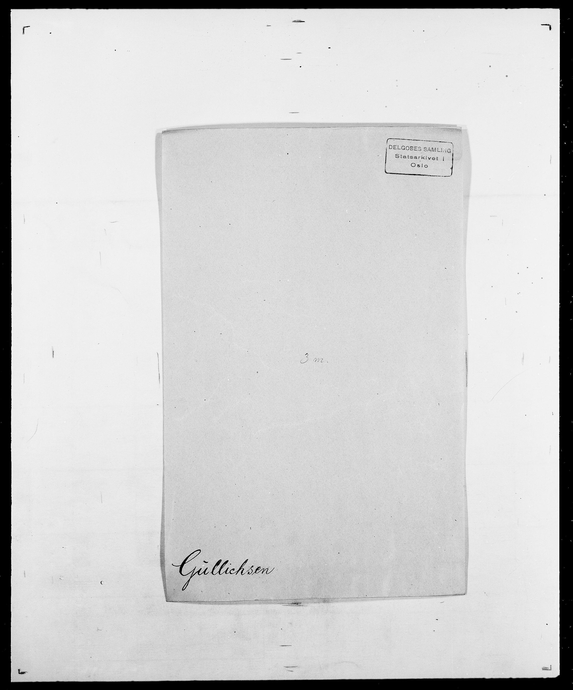 SAO, Delgobe, Charles Antoine - samling, D/Da/L0015: Grodtshilling - Halvorsæth, s. 404