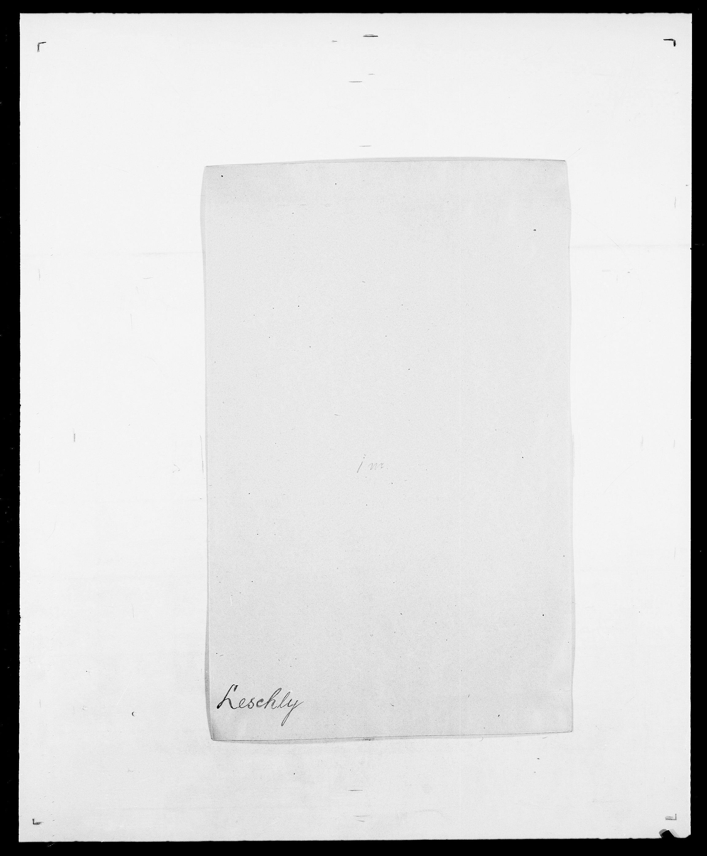 SAO, Delgobe, Charles Antoine - samling, D/Da/L0023: Lau - Lirvyn, s. 248
