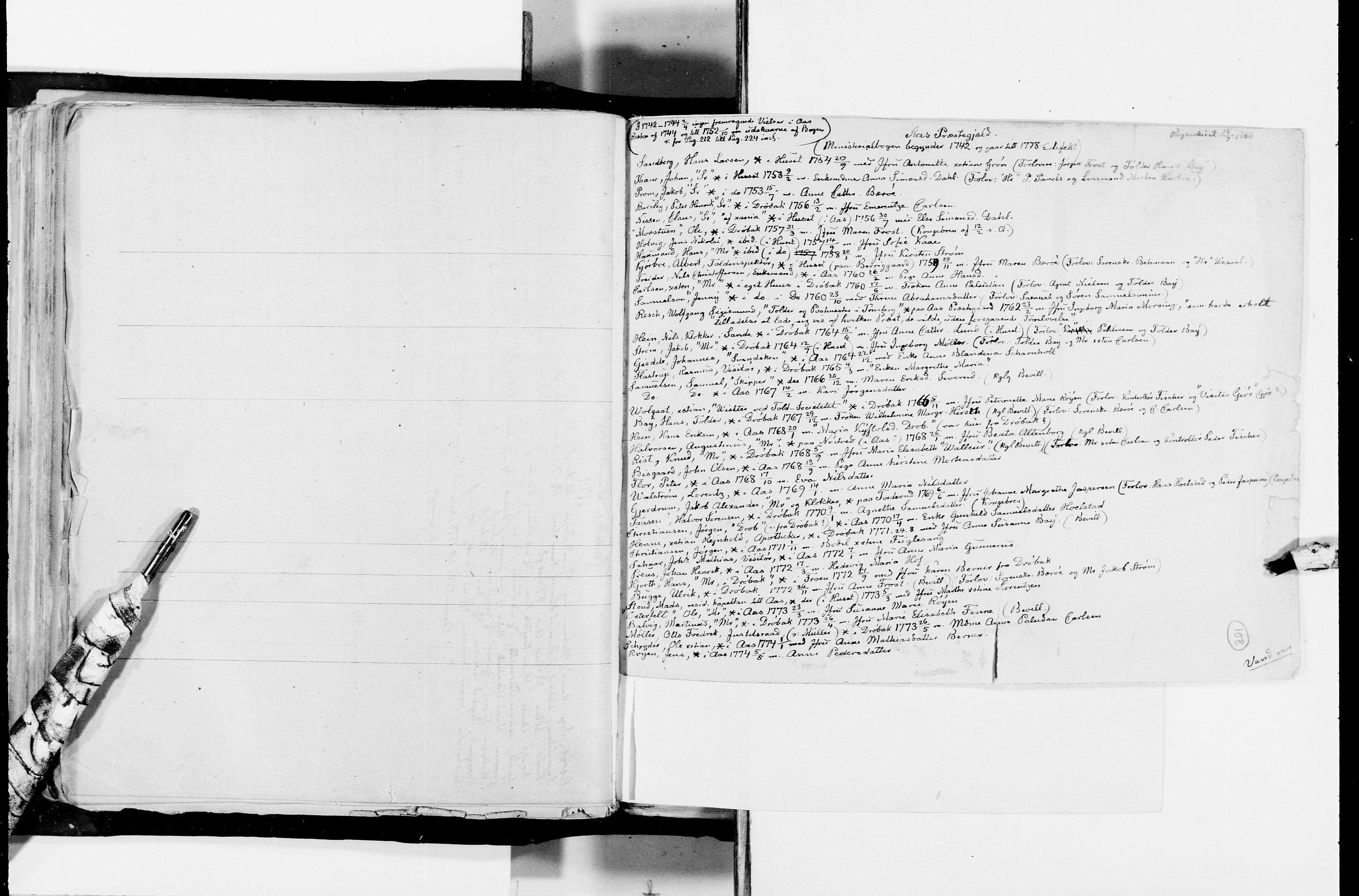 RA, Lassens samlinger, F/Fc, s. 108