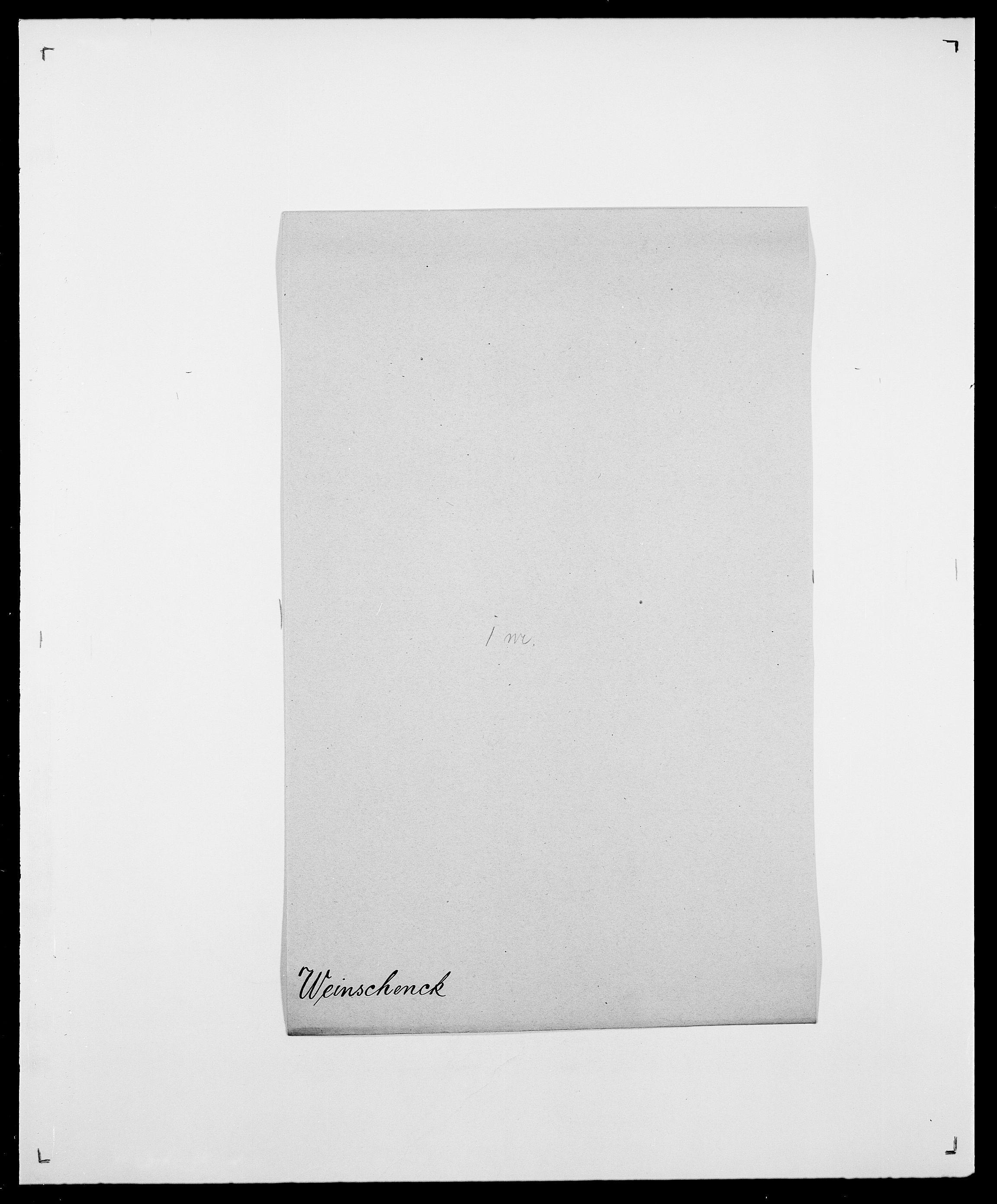 SAO, Delgobe, Charles Antoine - samling, D/Da/L0040: Usgaard - Velund, s. 595