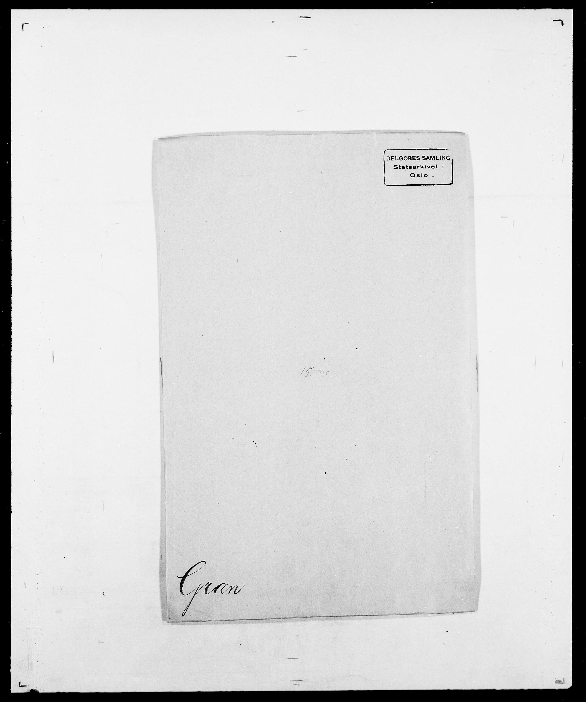 SAO, Delgobe, Charles Antoine - samling, D/Da/L0014: Giebdhausen - Grip, s. 522