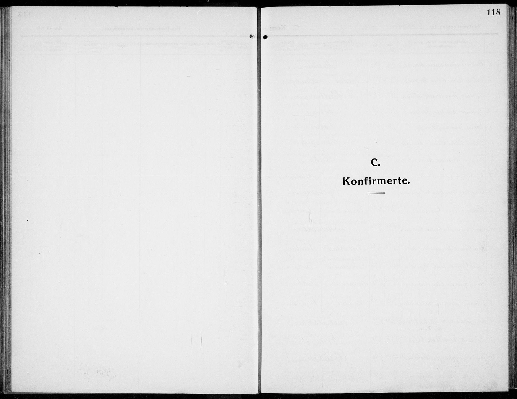 SAH, Kolbu prestekontor, Ministerialbok nr. 2, 1912-1926, s. 118