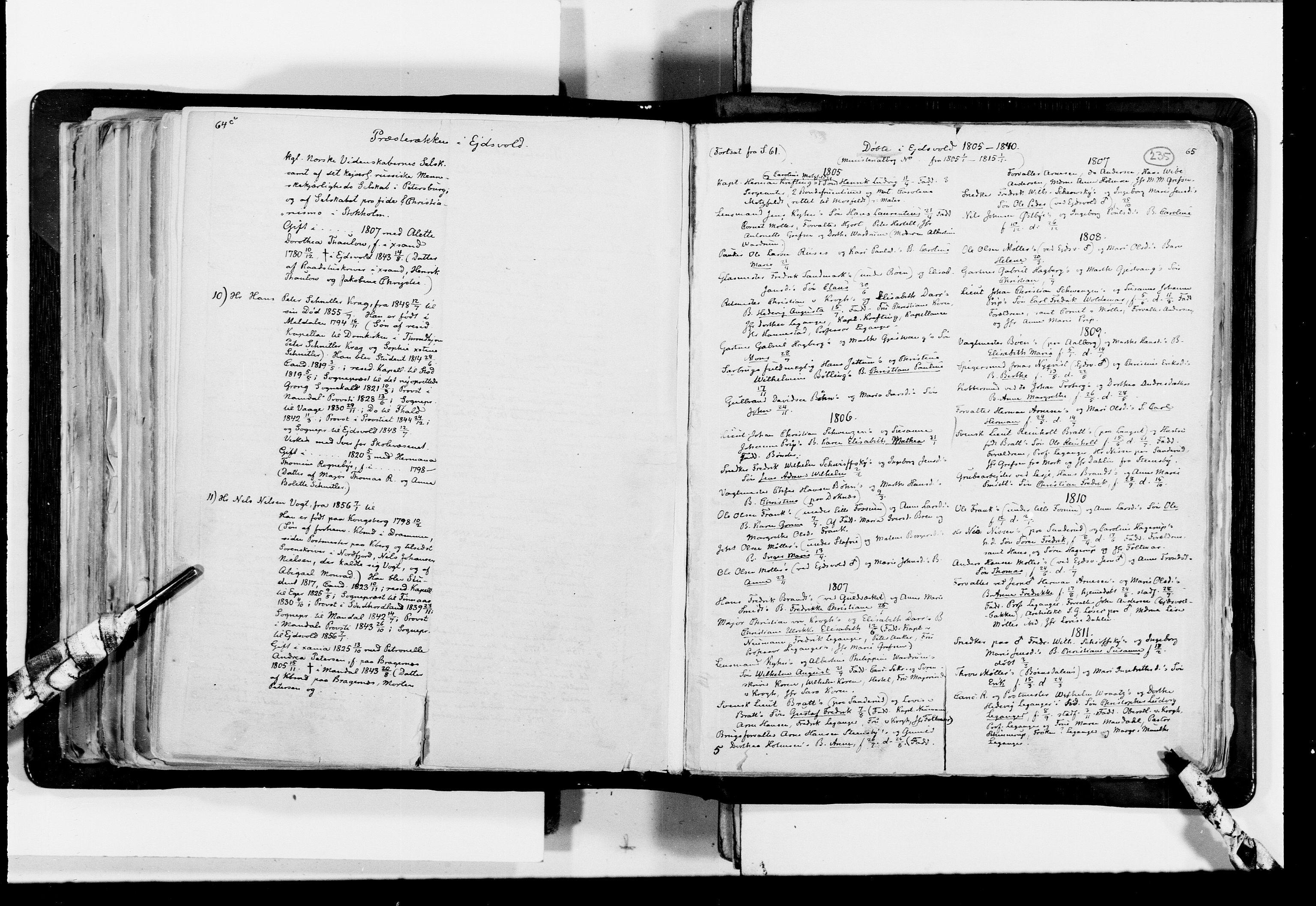 RA, Lassens samlinger, F/Fc, s. 235